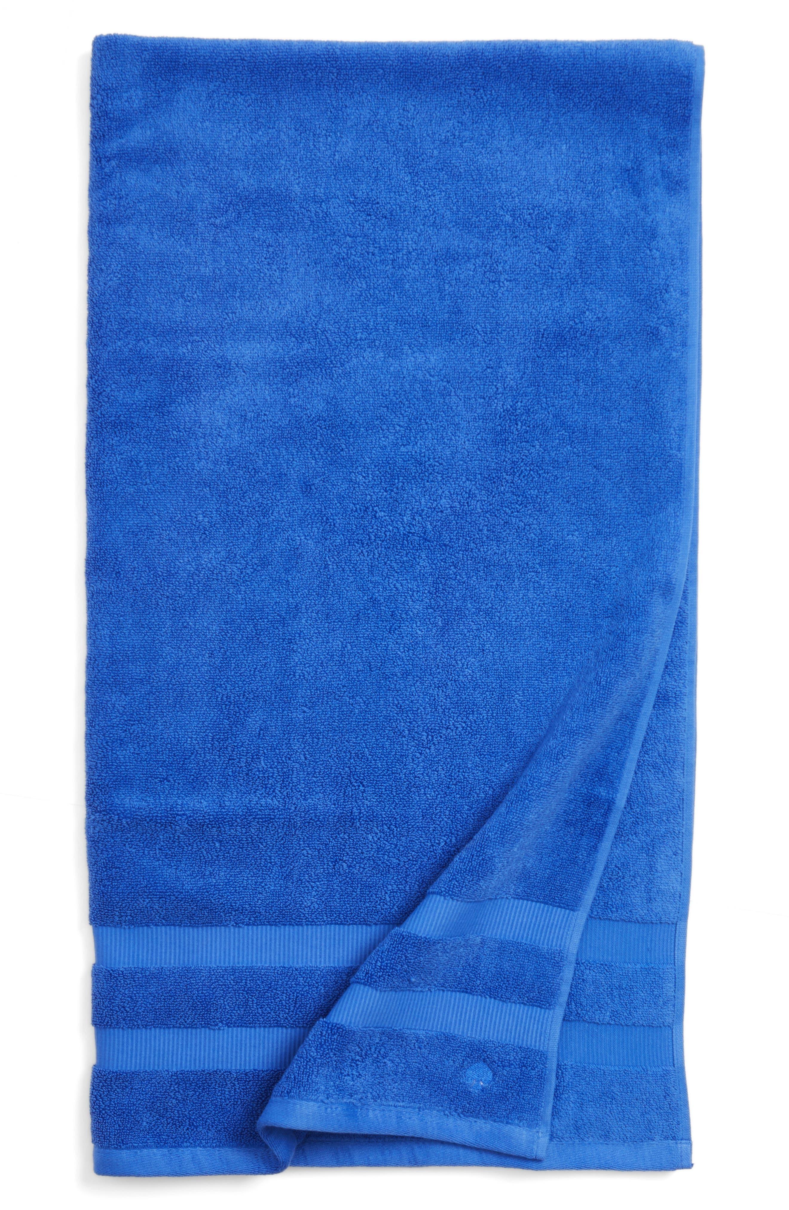 Alternate Image 1 Selected - kate spade new york 'chattam stripe' bath towel