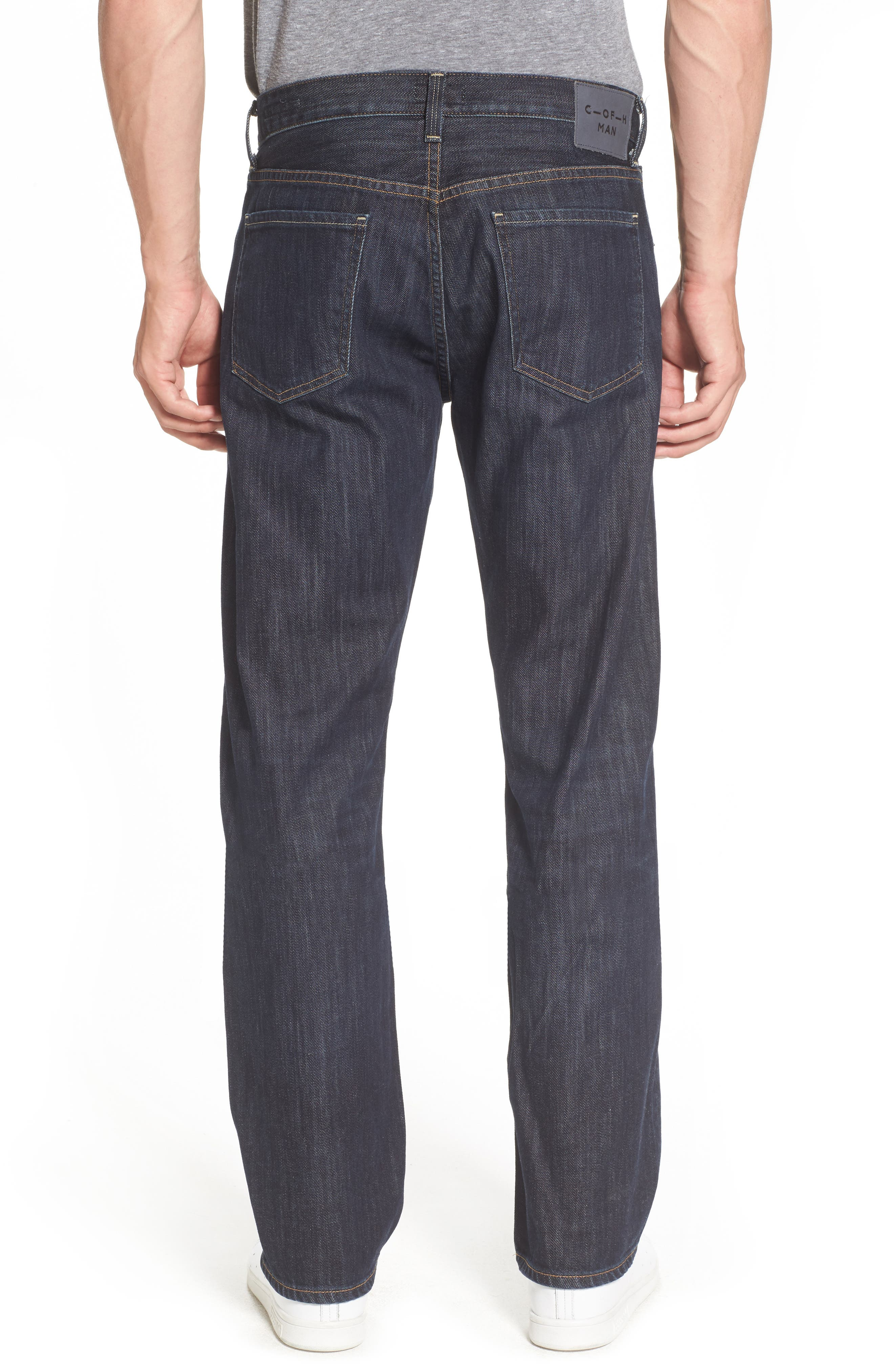 Alternate Image 2  - Citizens of Humanity Perfect Relaxed Straight Leg Jeans (Hanover)