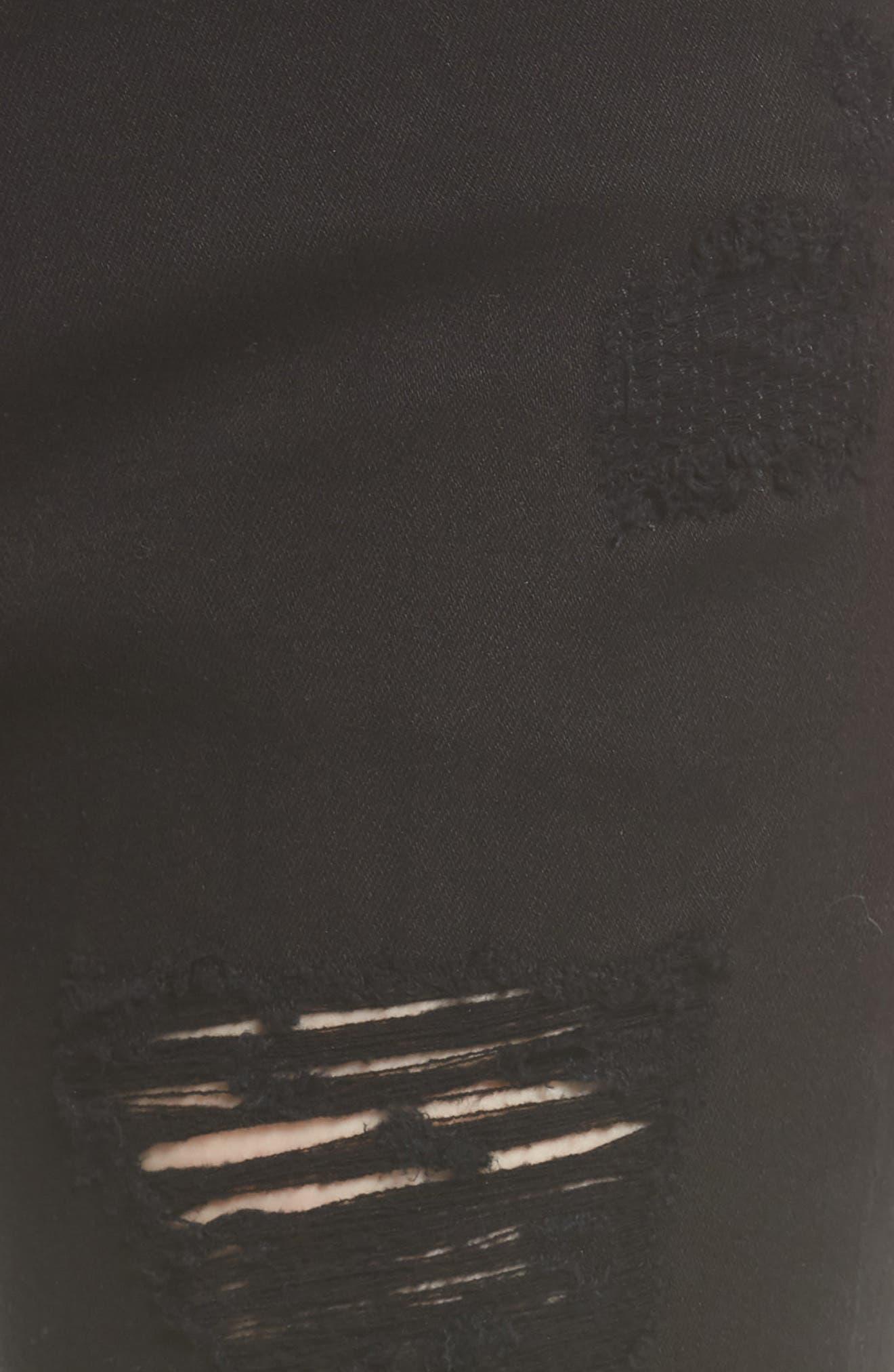Alternate Image 5  - DL1961 Davis Ankle Girlfriend Jeans (Brooks)