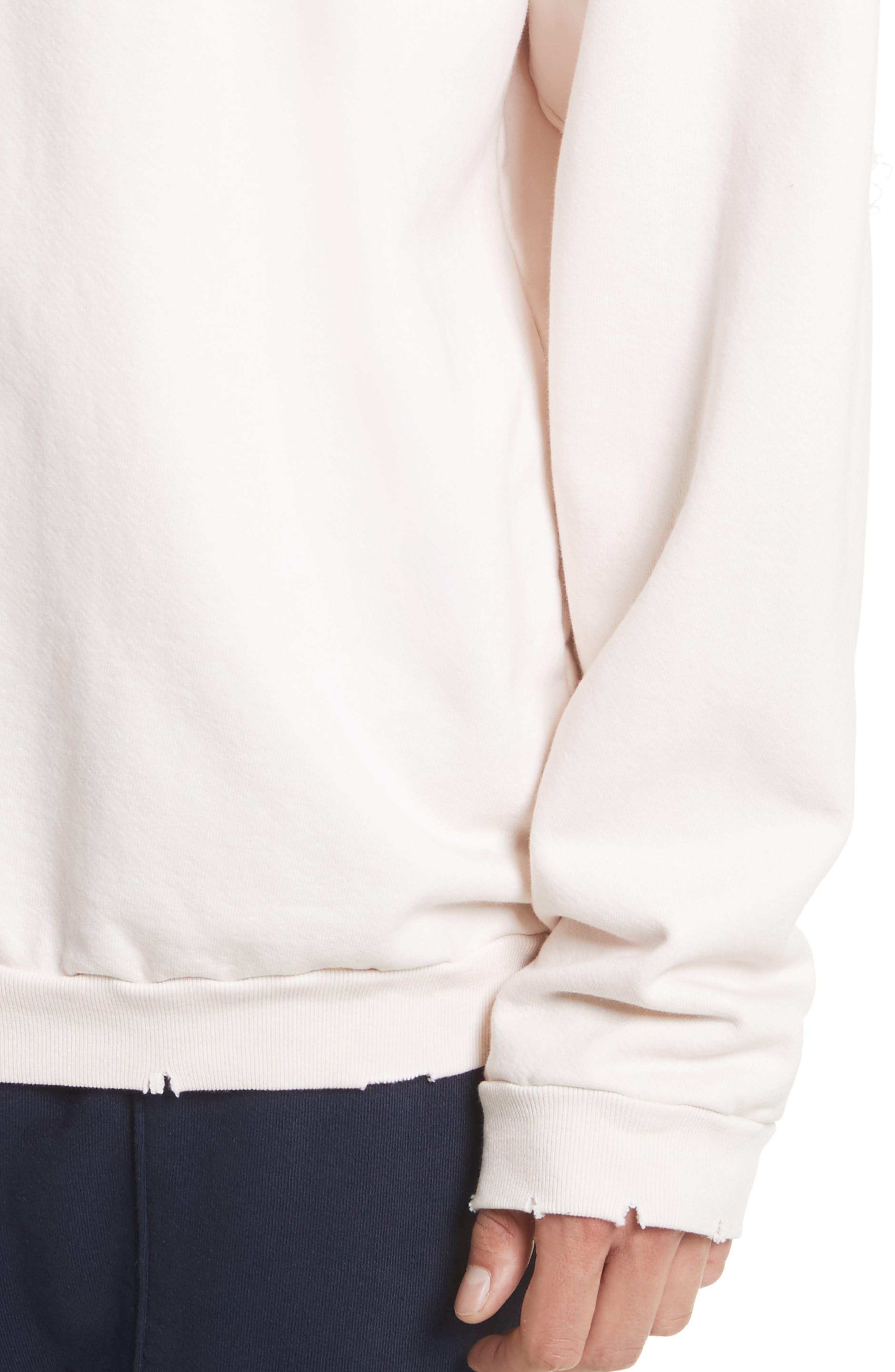 Alternate Image 4  - Drifter Norton Sweatshirt