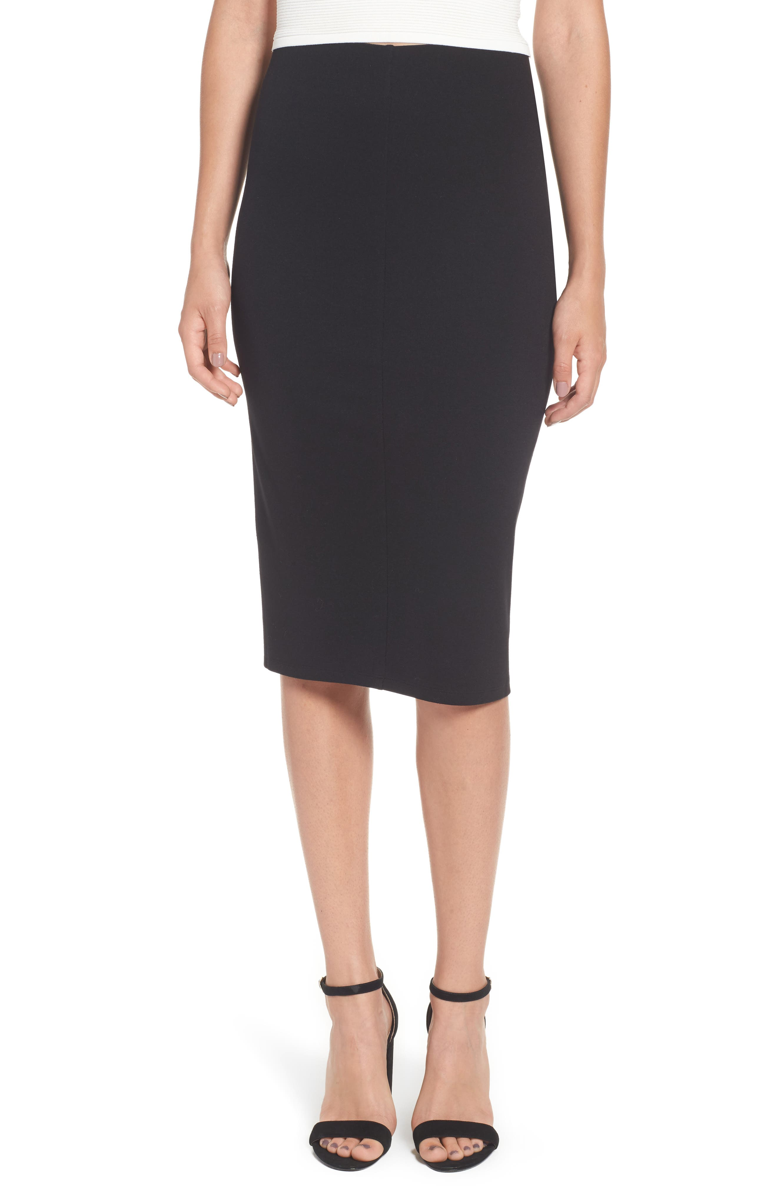 Main Image - Leith Ponte Skirt