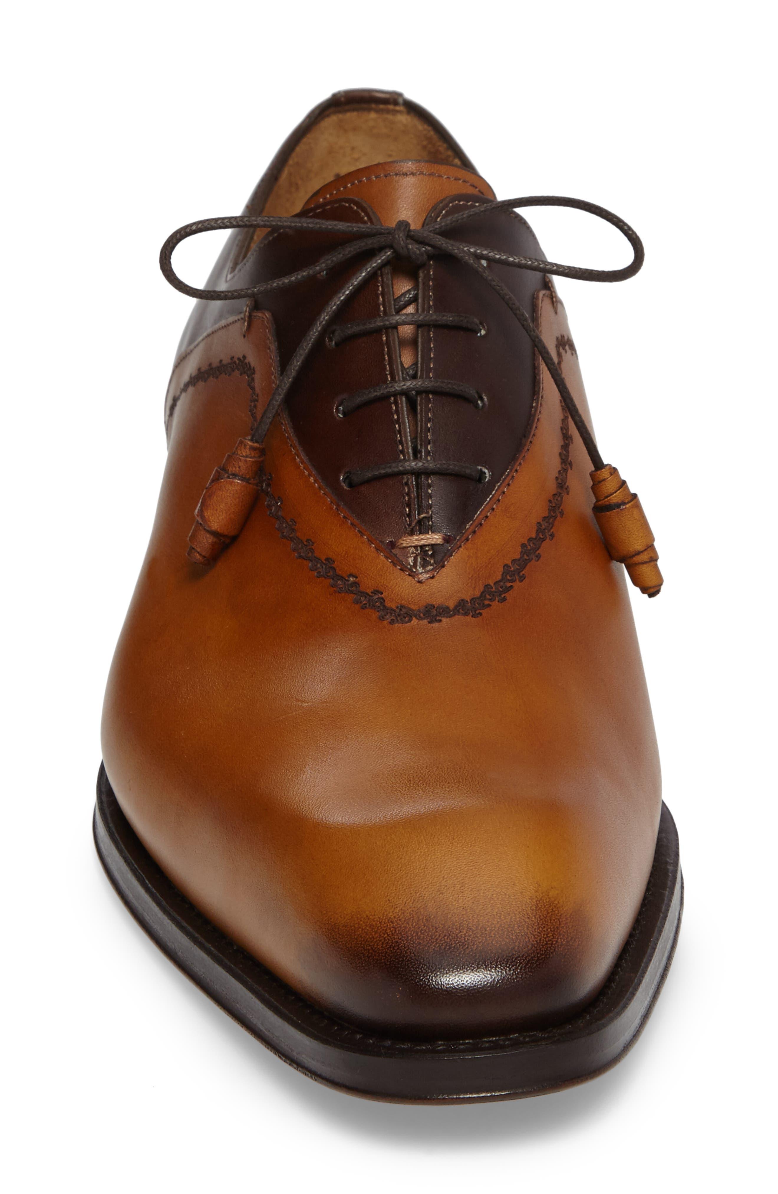 Alternate Image 4  - Mezlan Manet Plain-Toe Oxford (Men)