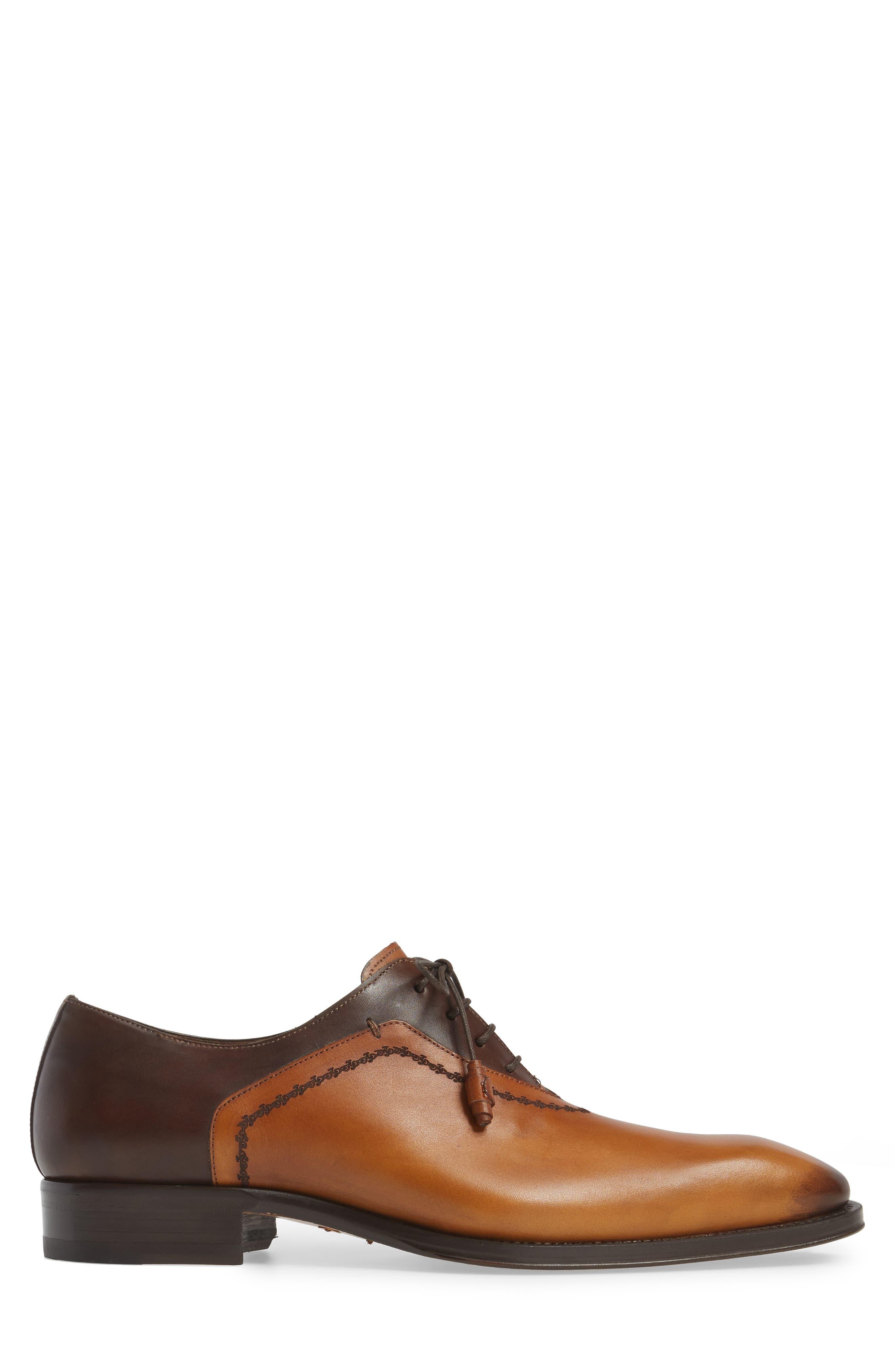 Alternate Image 3  - Mezlan Manet Plain-Toe Oxford (Men)