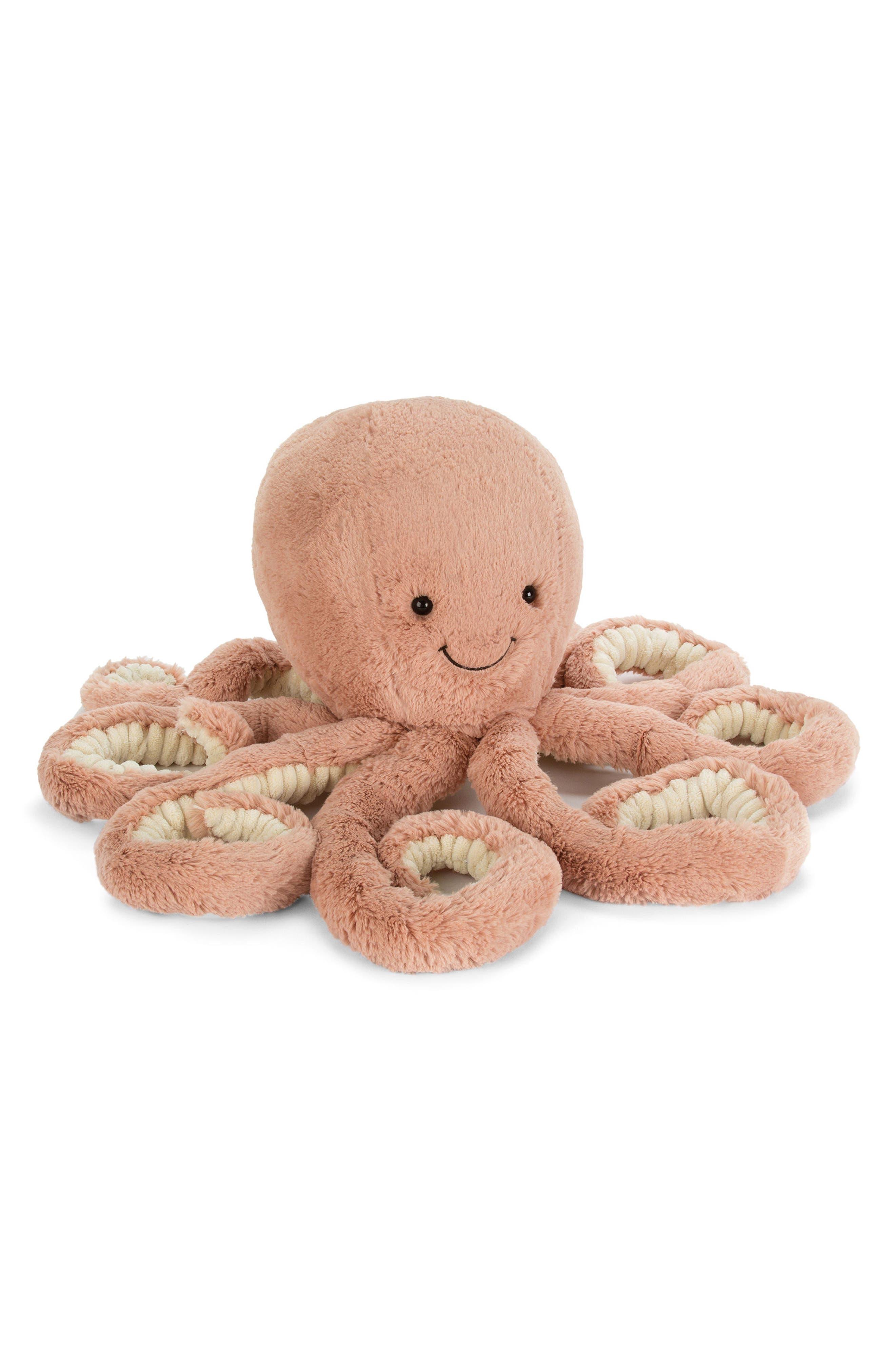 Jellycat Odell Octopus Stuffed Animal