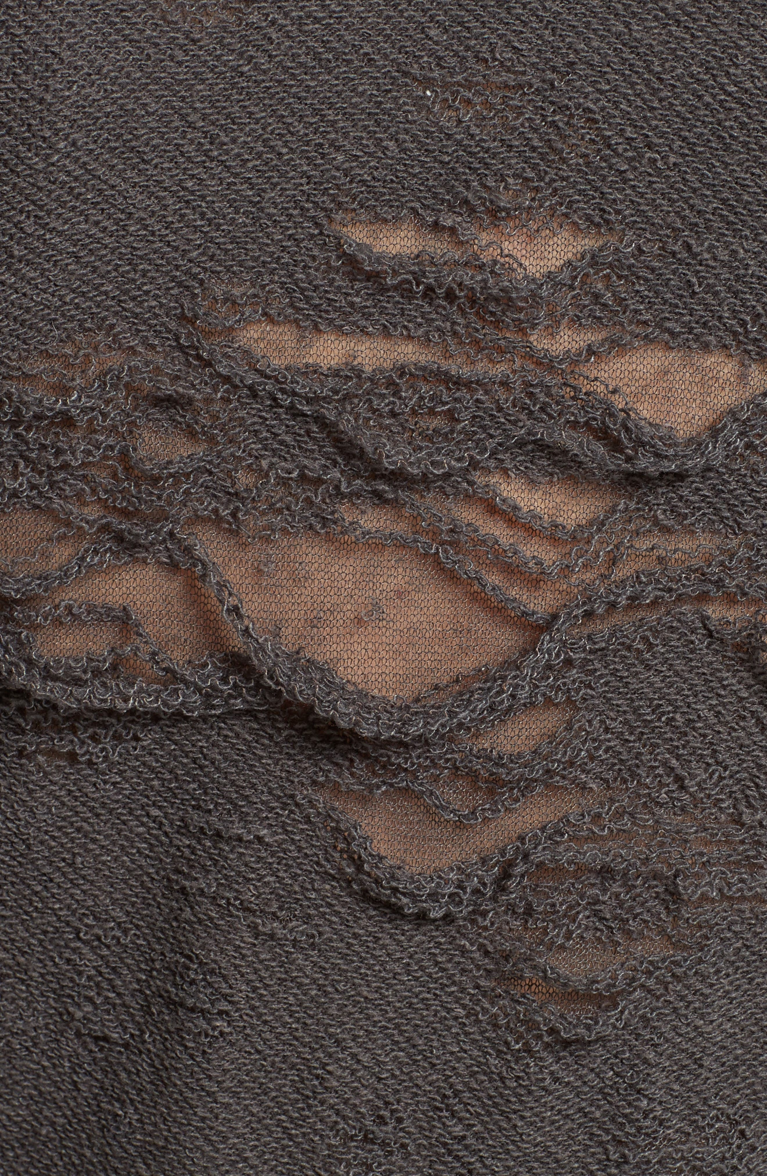 Alternate Image 5  - IRO Cevoc Distressed Dress