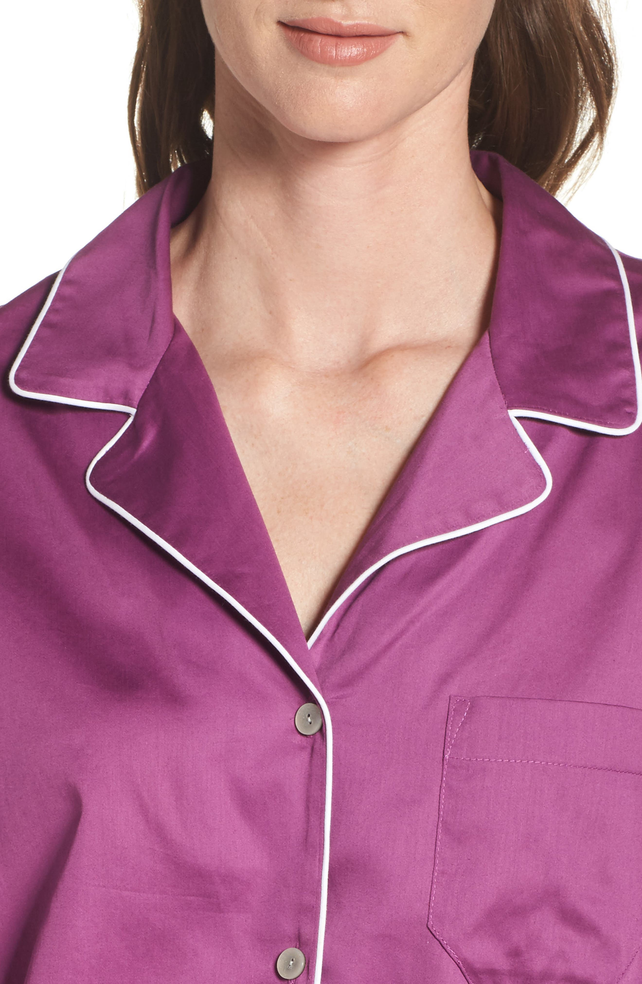 Alternate Image 5  - Natori Essentials Short Pajamas
