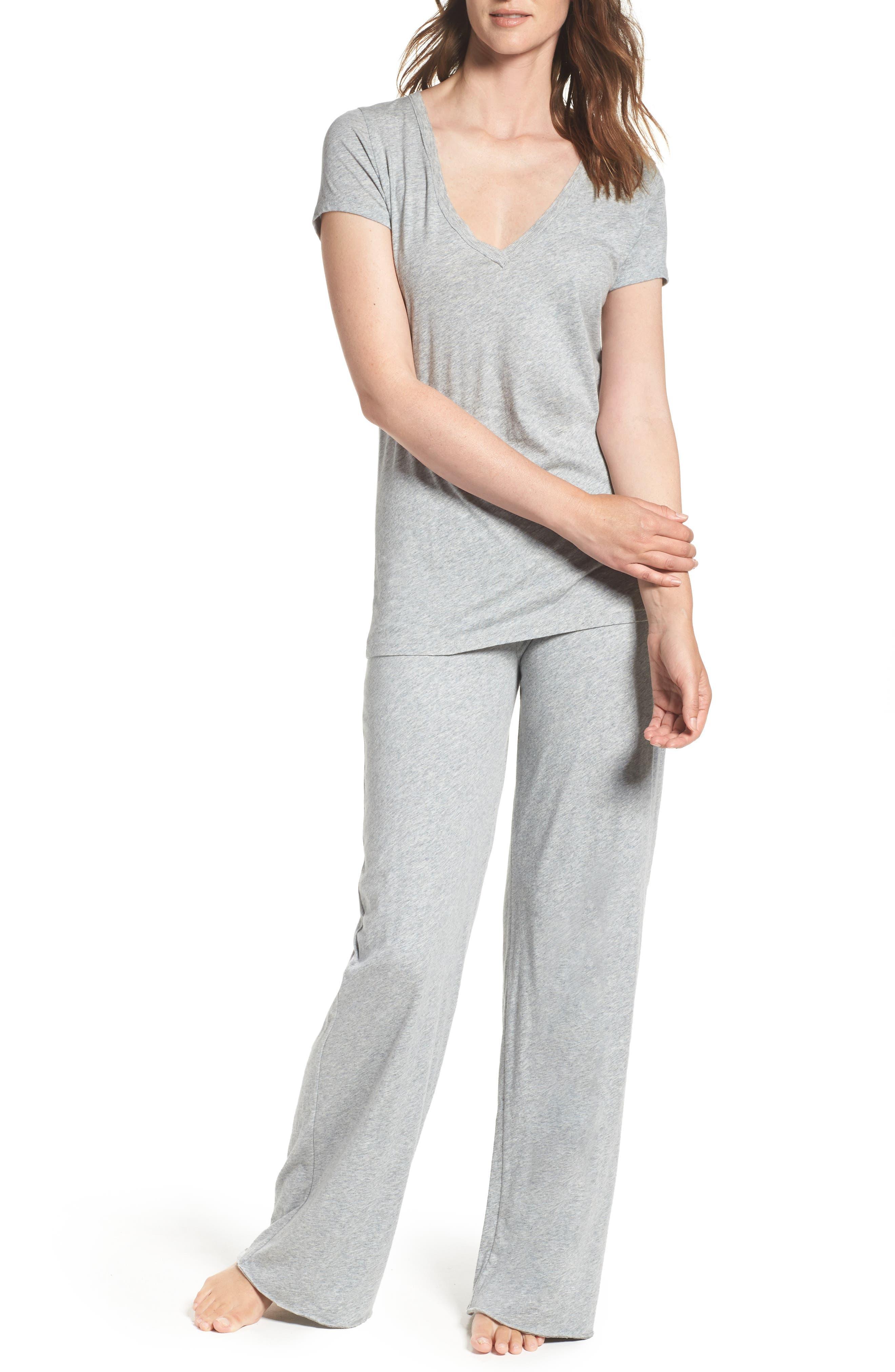 skin Tee & Lounge Pants