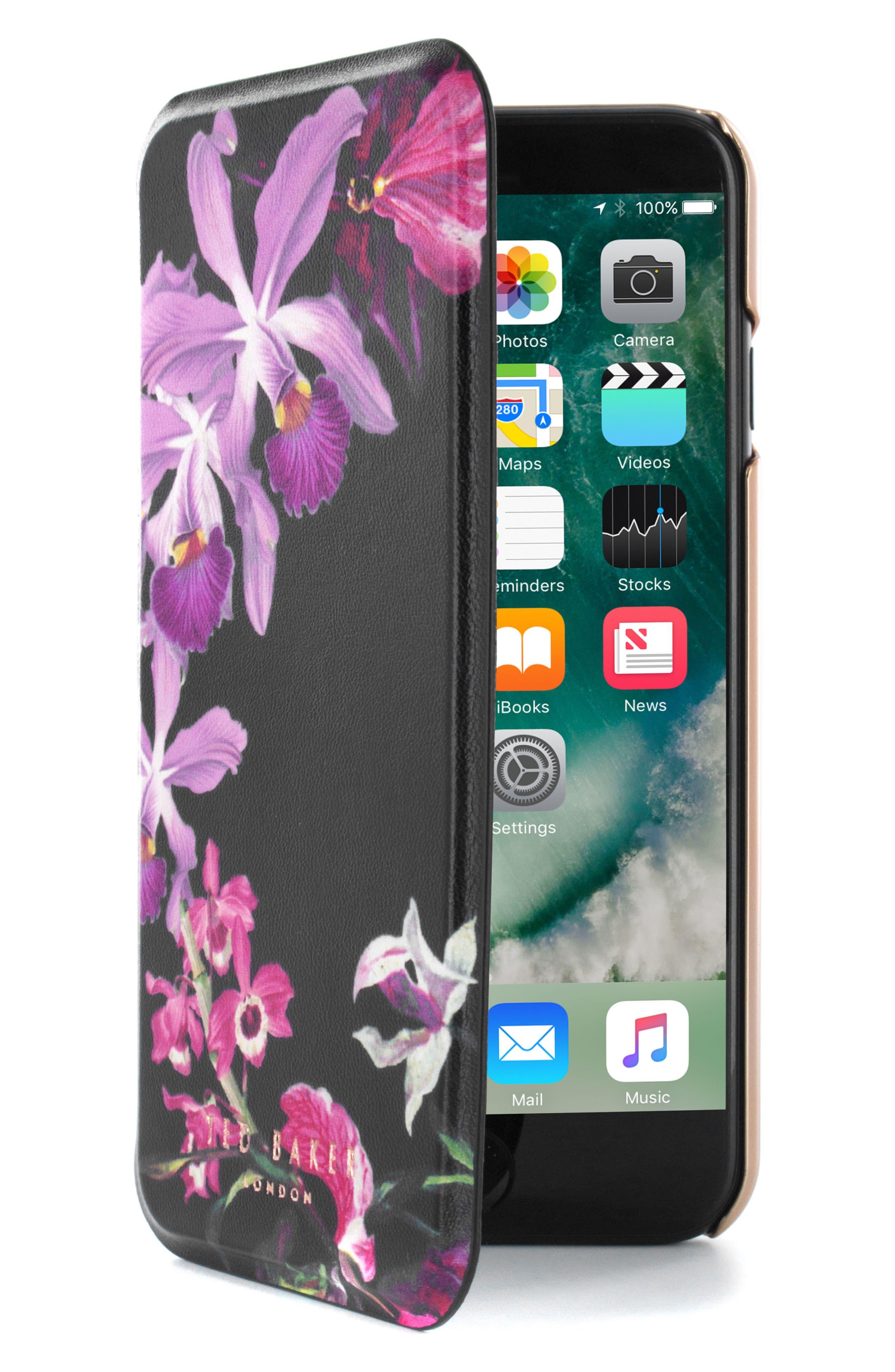 Ted Baker London Sidra Garden iPhone 7 Case