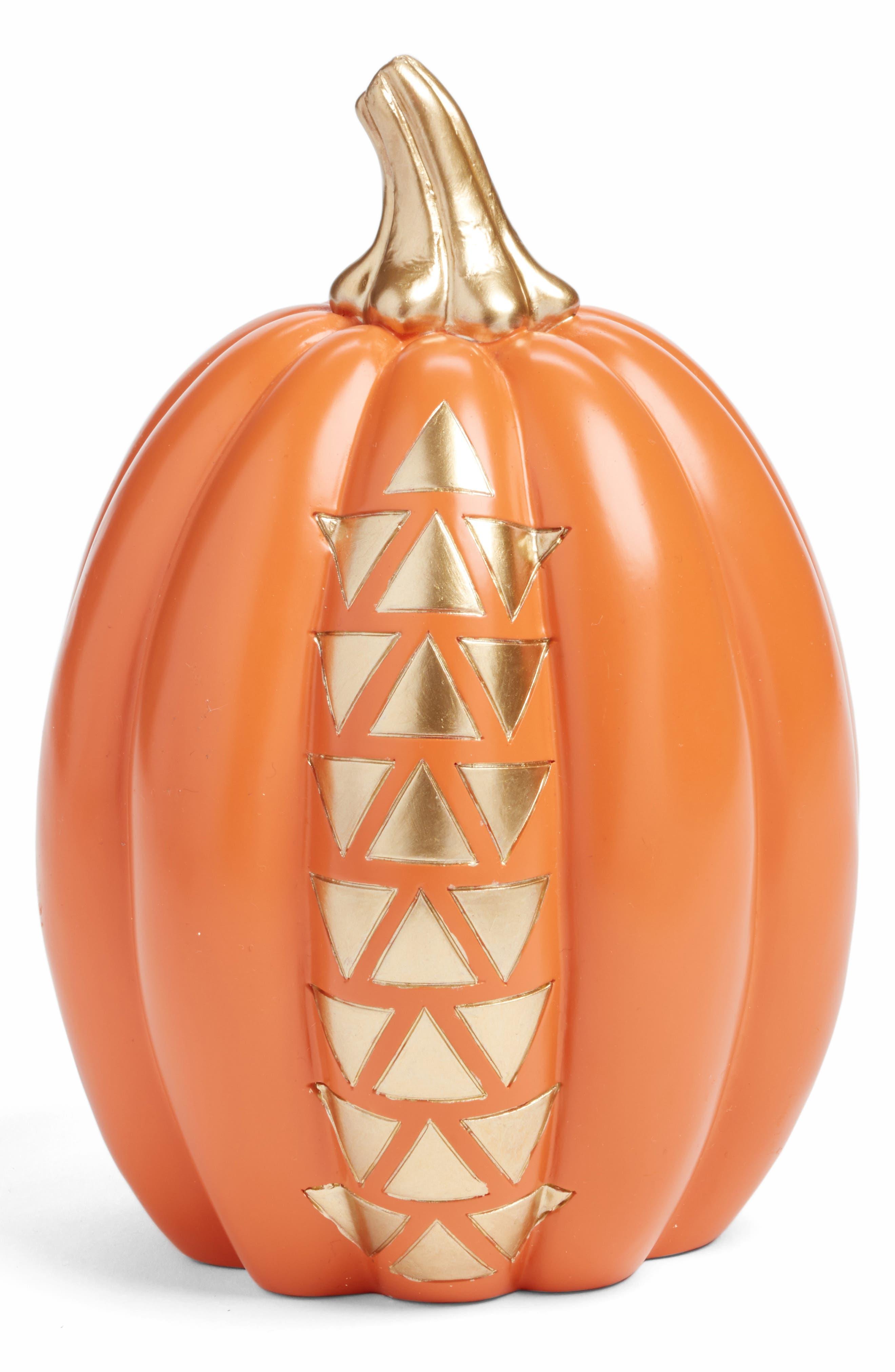 Levtex Tall Pumpkin
