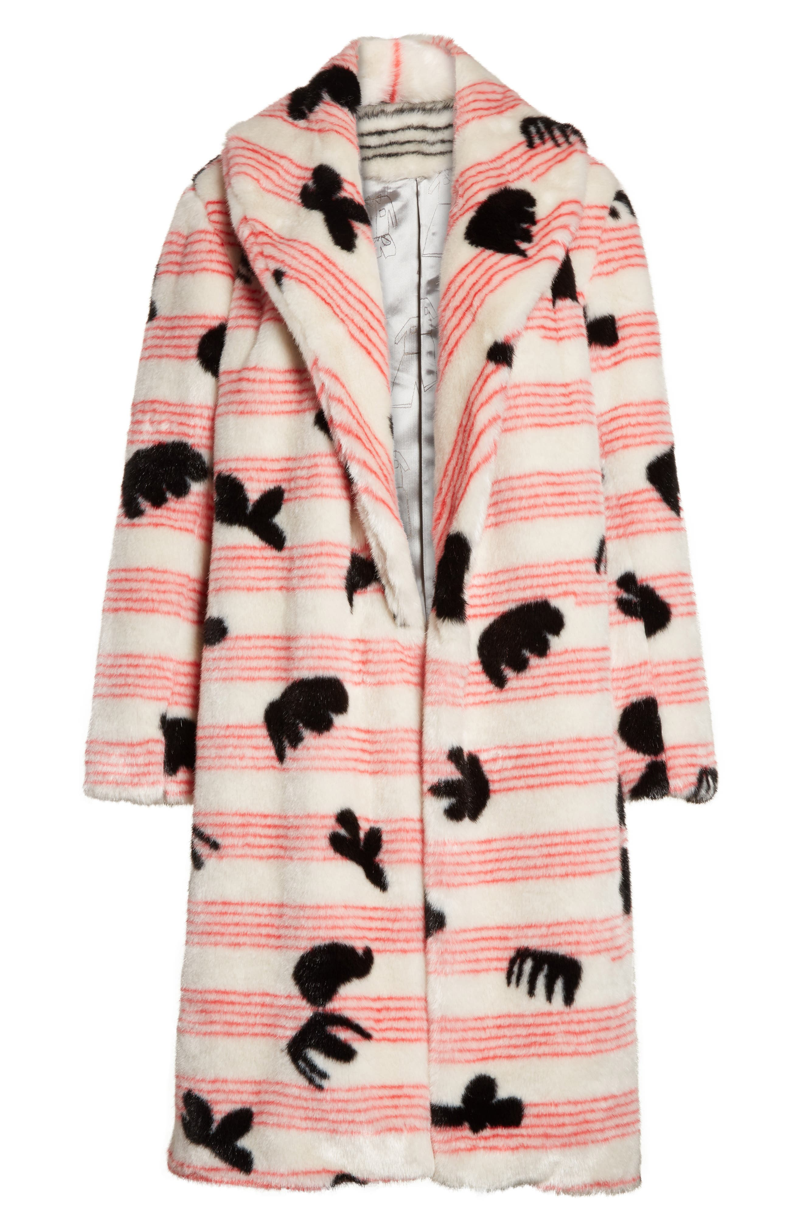 Alternate Image 6  - Shrimps Elspeth Faux Fur Coat (Nordstrom Exclusive)