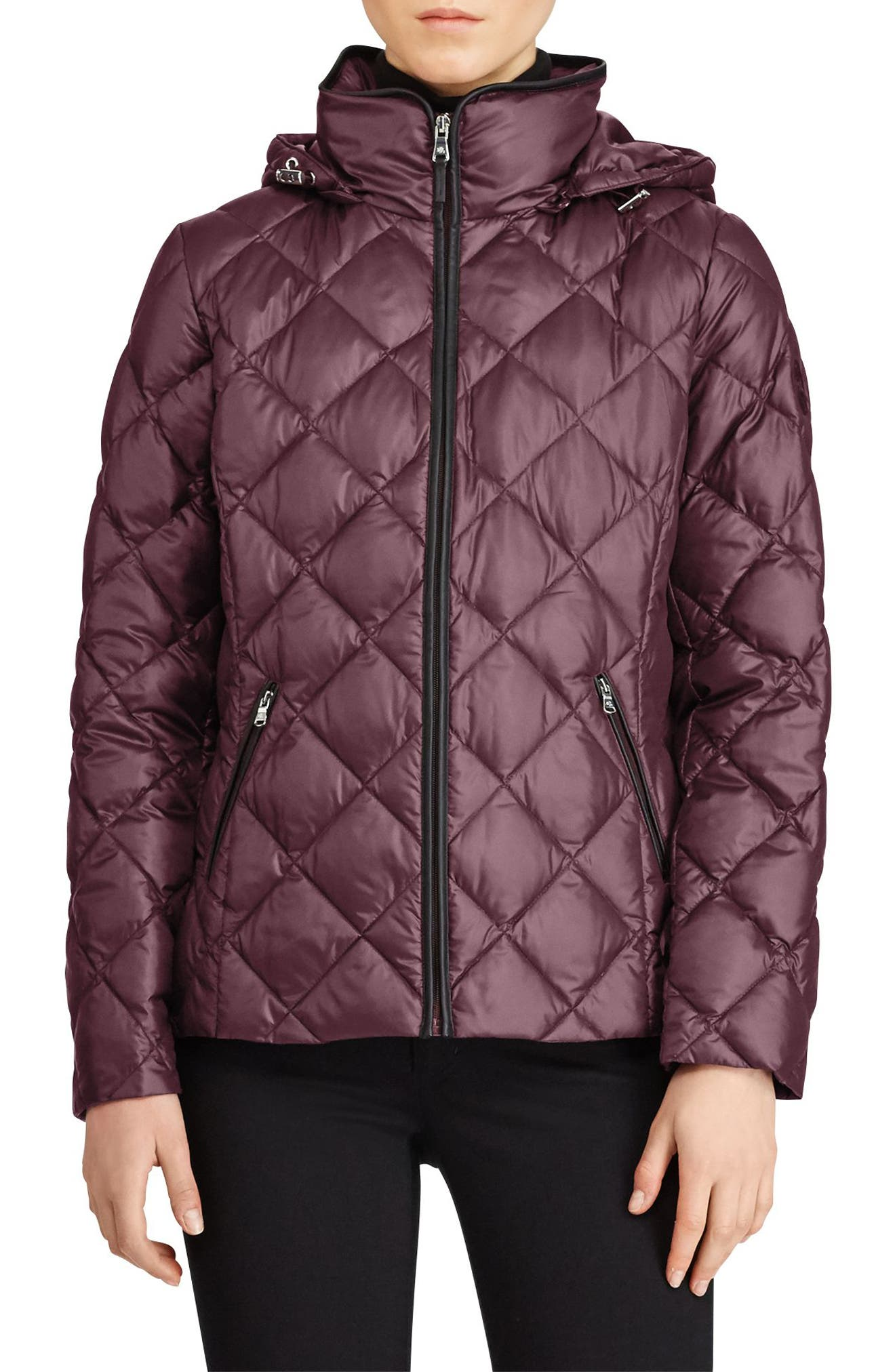 Lauren Ralph Lauren Quilted Down Jacket