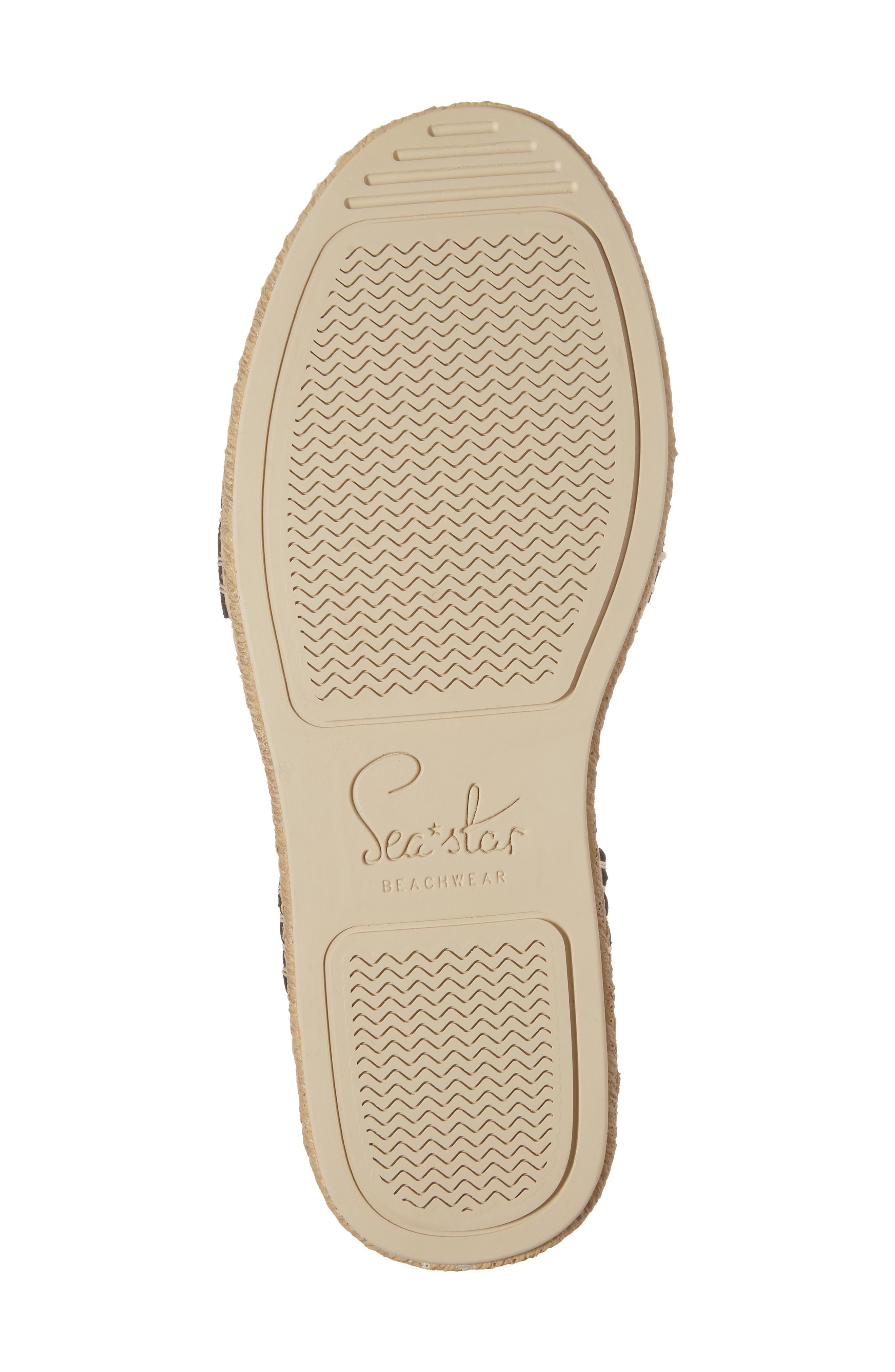 Alternate Image 6  - Sea Star Slingback Espadrille Water Shoe (Women)