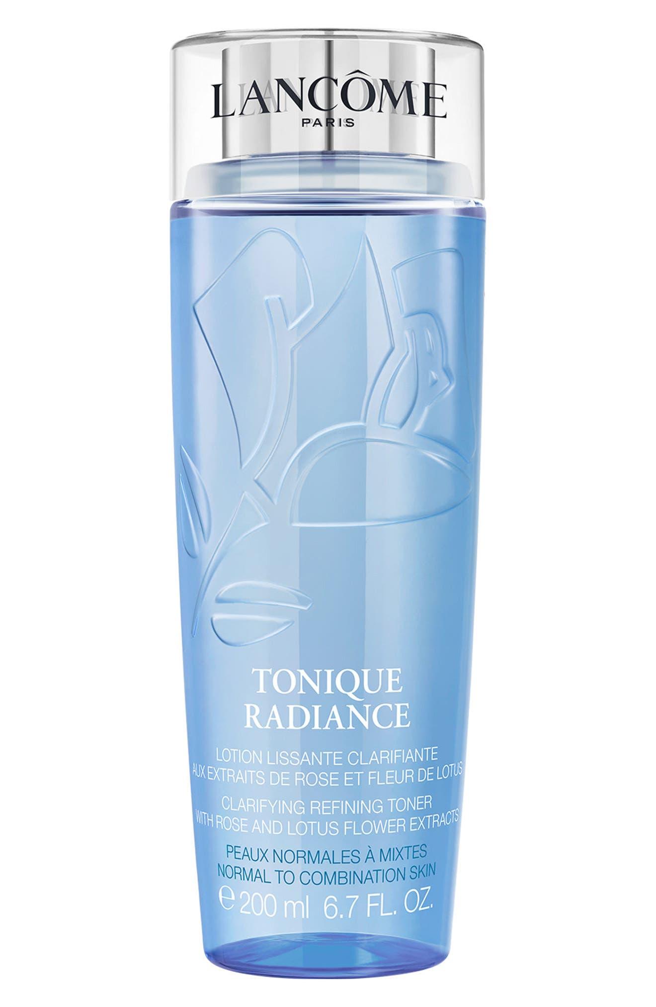 Main Image - Lancôme Tonique Radiance Clarifying Exfoliating Toner (6.8 oz.)