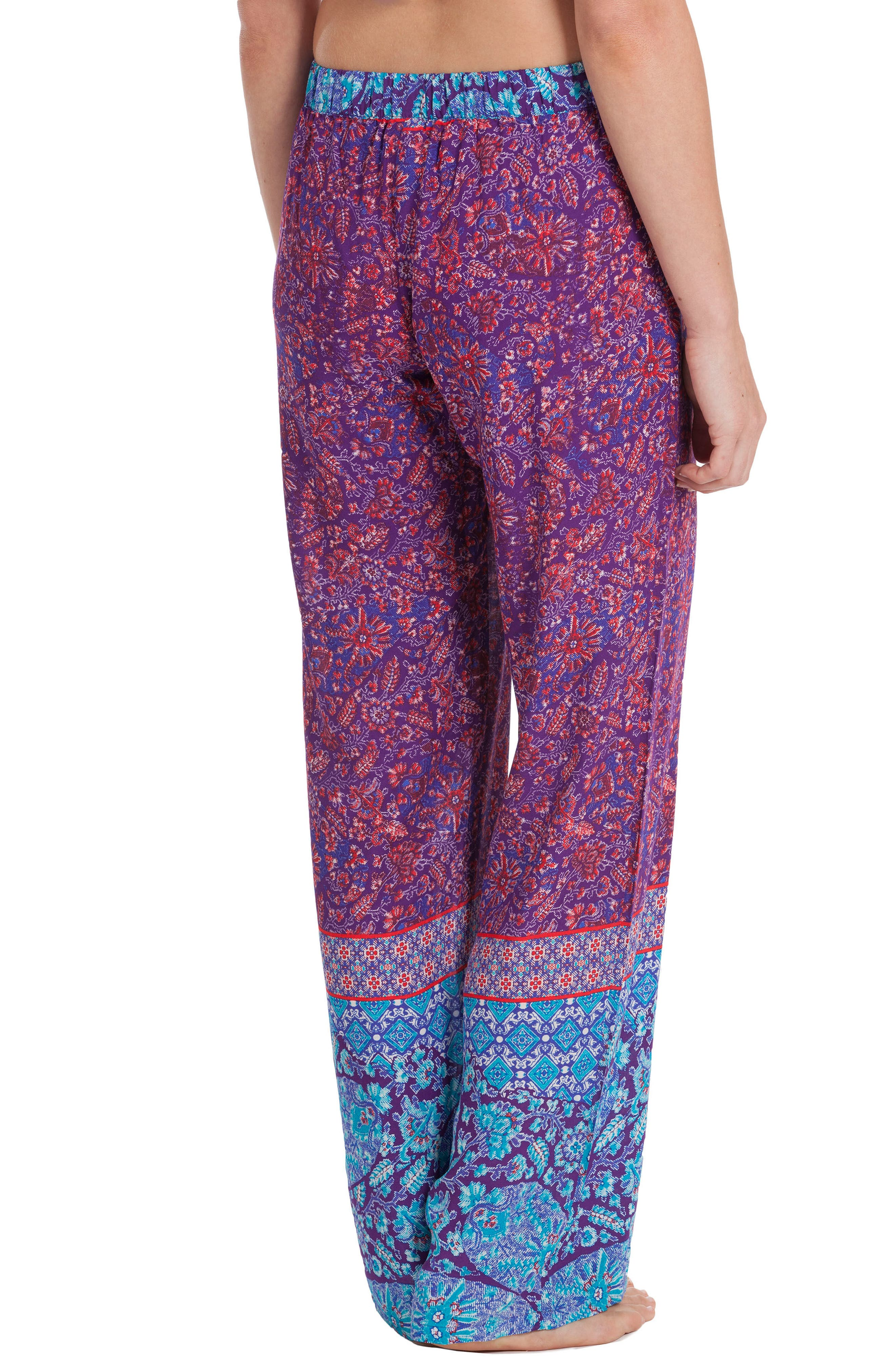 Alternate Image 2  - In Bloom by Jonquil Wide Leg Pants