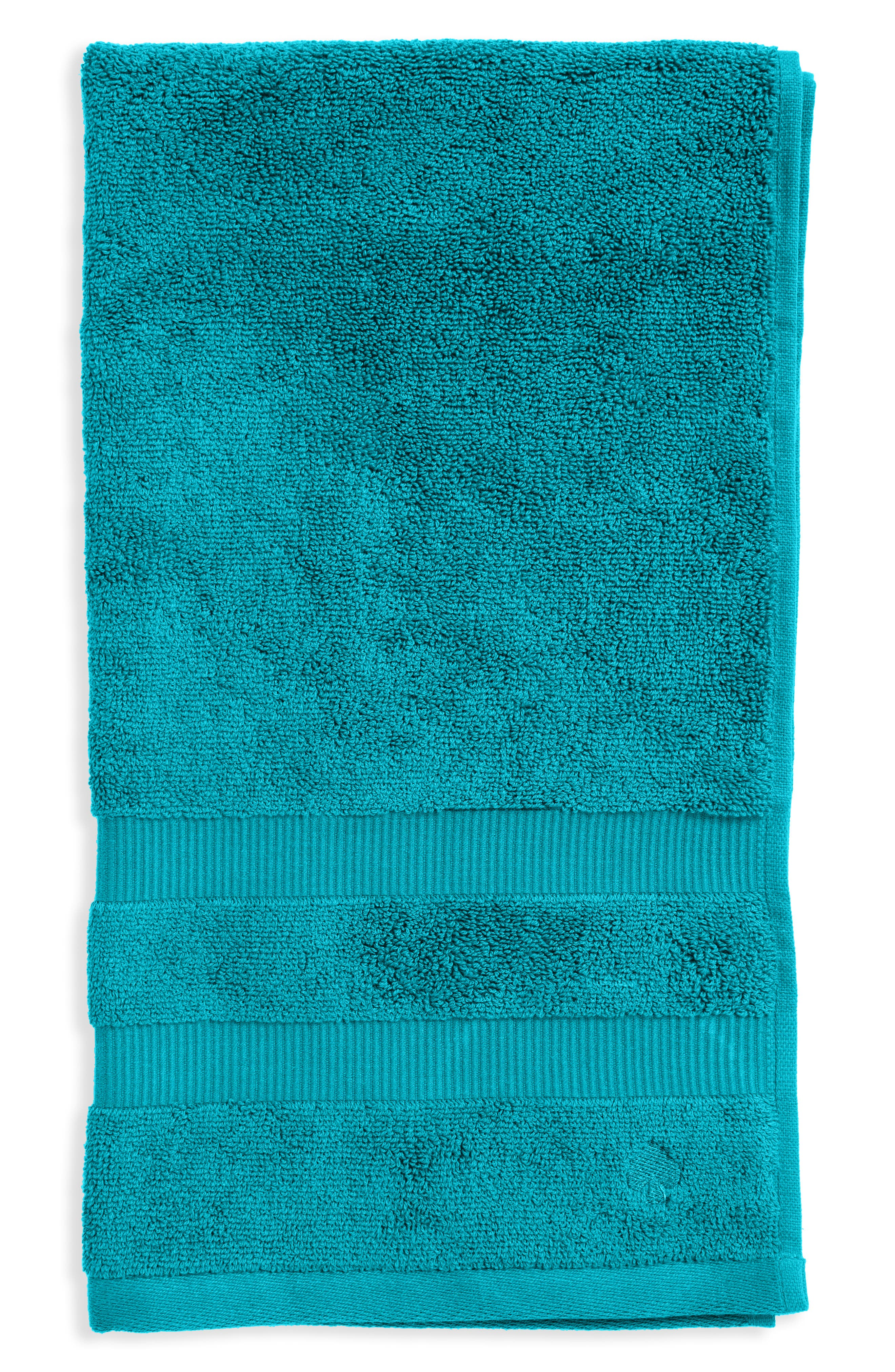 kate spade new york 'chattam' stripe hand towel