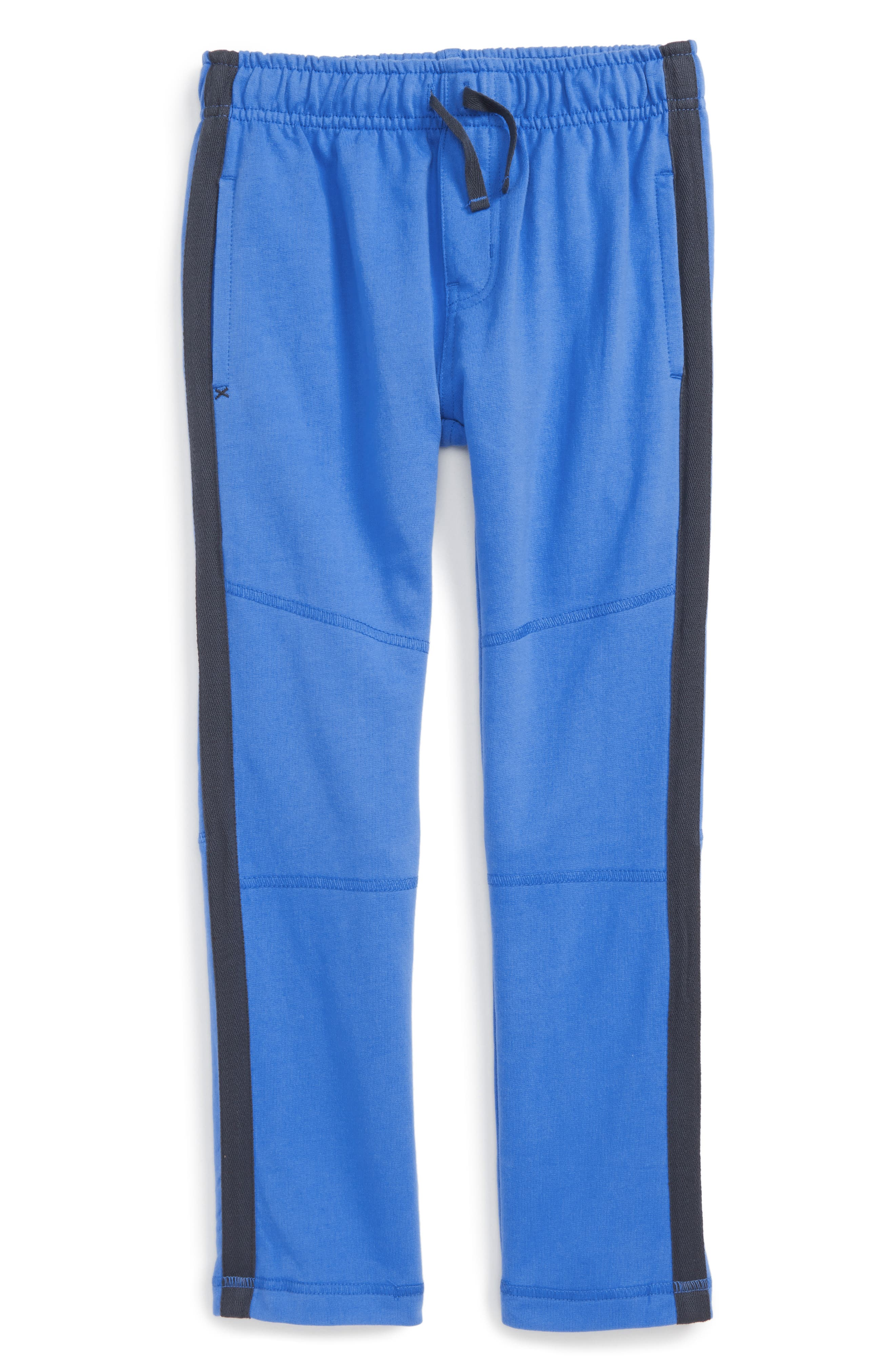 Tea Collection Side Stripe Knit Pants (Toddler Boys & Little Boys)
