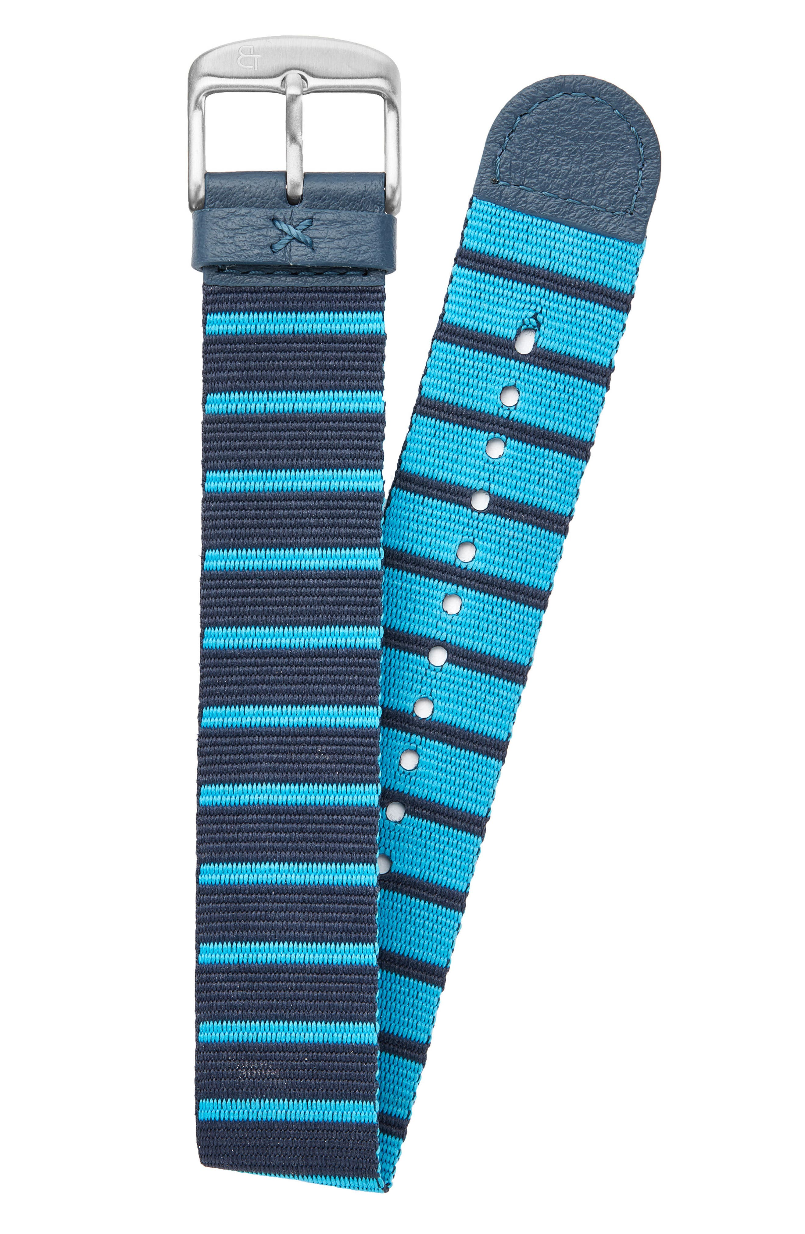 Main Image - Canton and Hall Nylon Watch Strap, 20mm