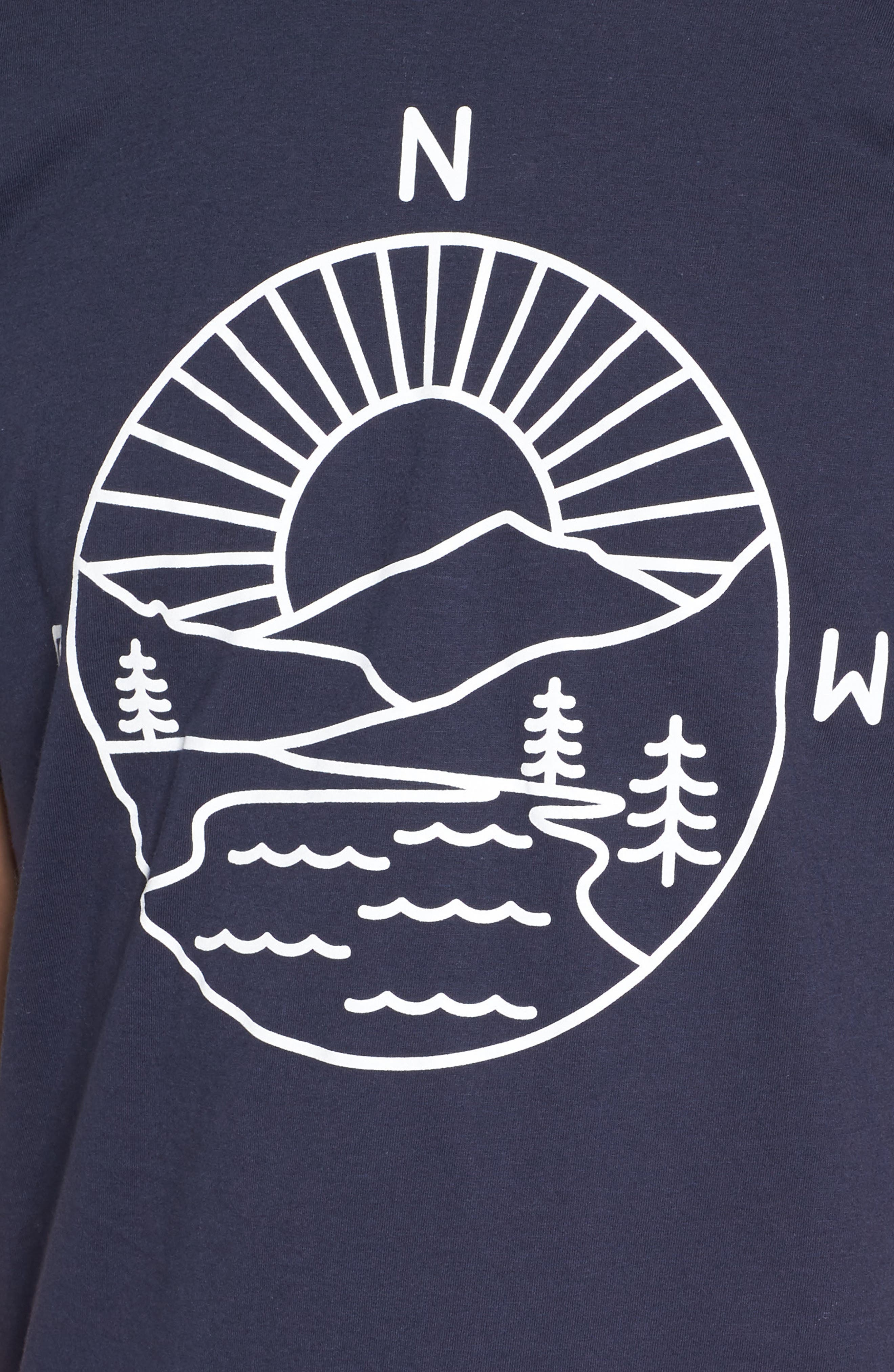 Alternate Image 5  - Casual Industrees PNW Explorer T-Shirt