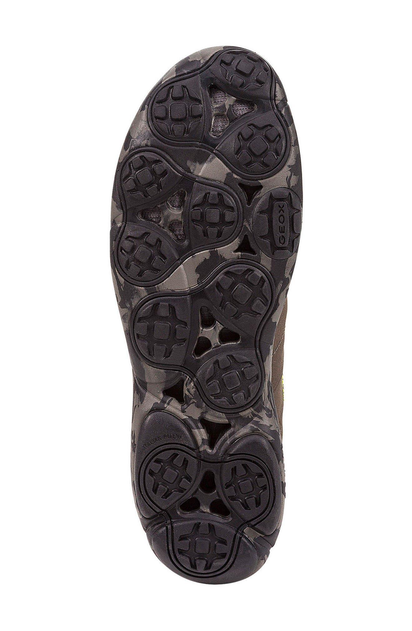 'Nebula 24' Slip-On Sneaker,                             Alternate thumbnail 5, color,                             Military