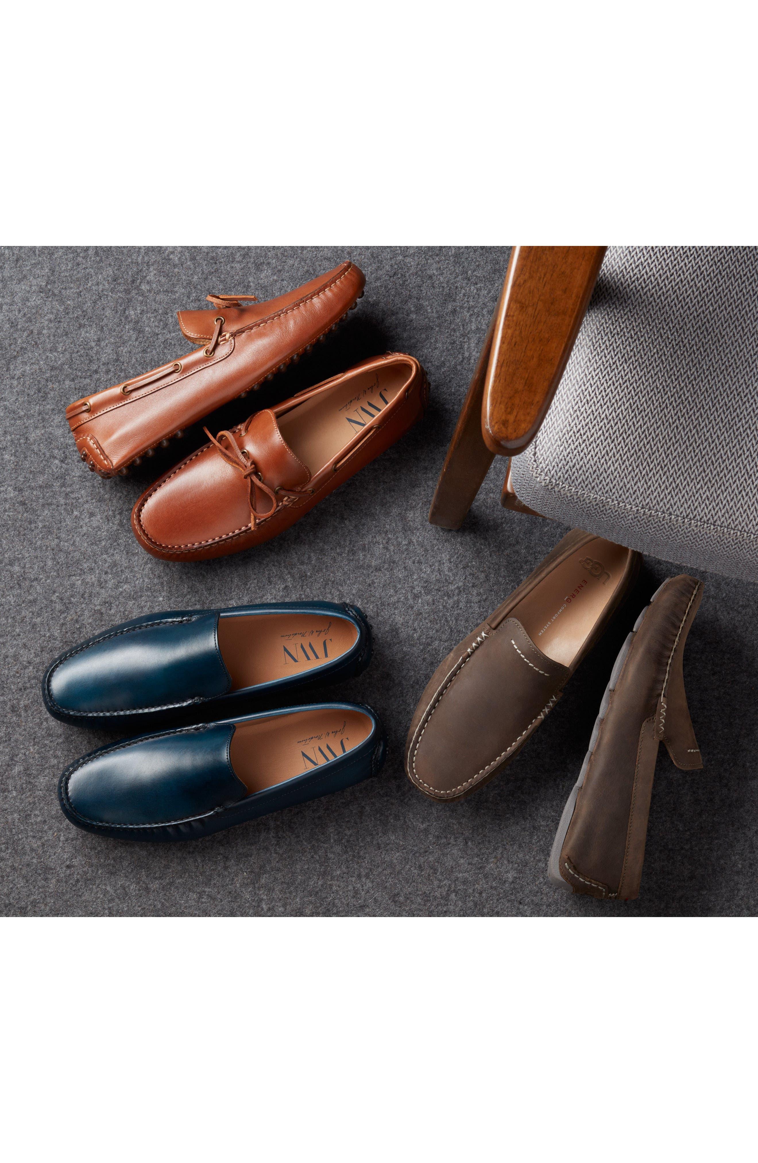 Alternate Image 6  - John W. Nordstrom® Midland Driving Shoe (Men)