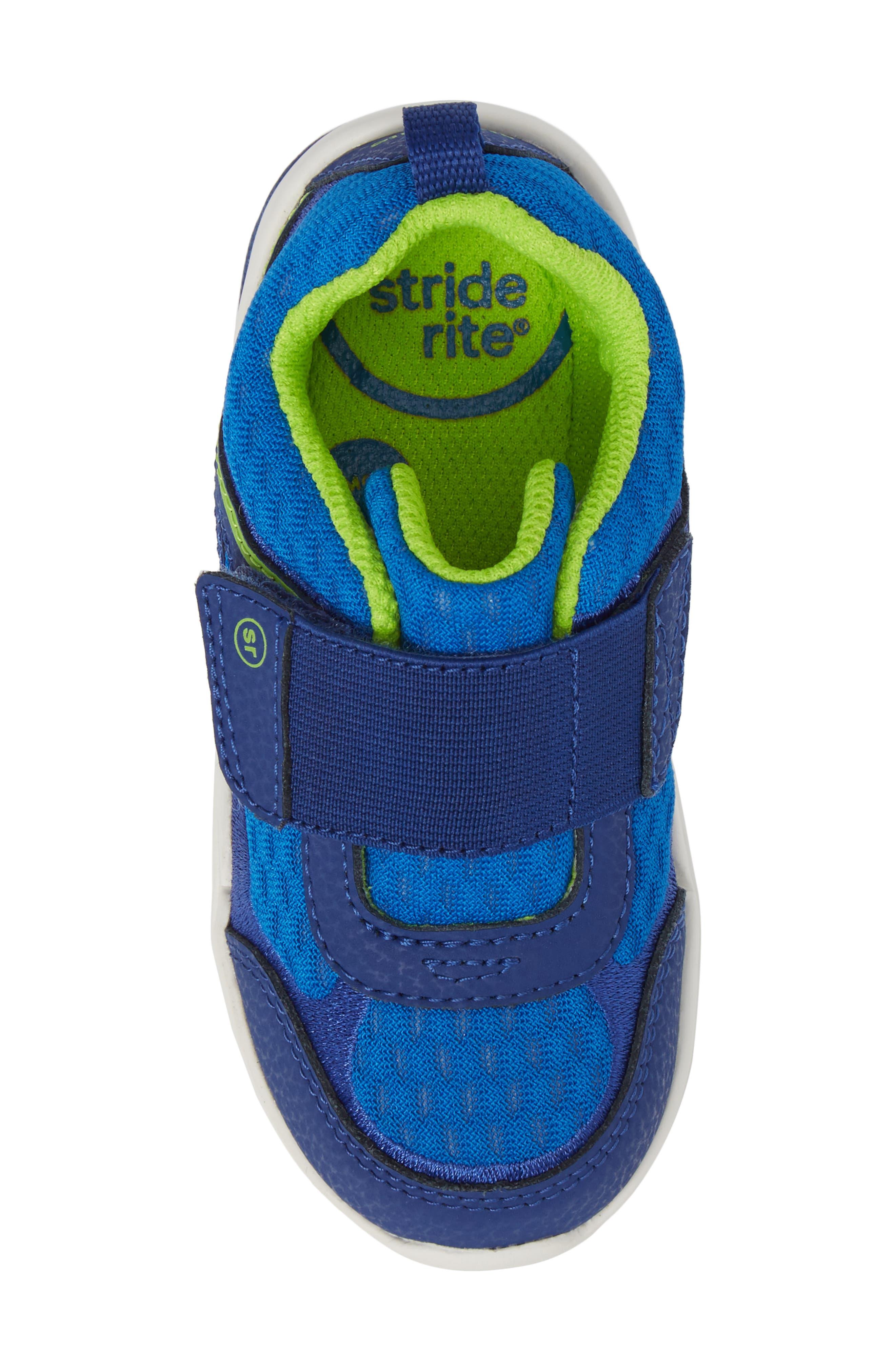 Alternate Image 5  - Stride Rite Casey Sneaker (Baby, Toddler & Walker)