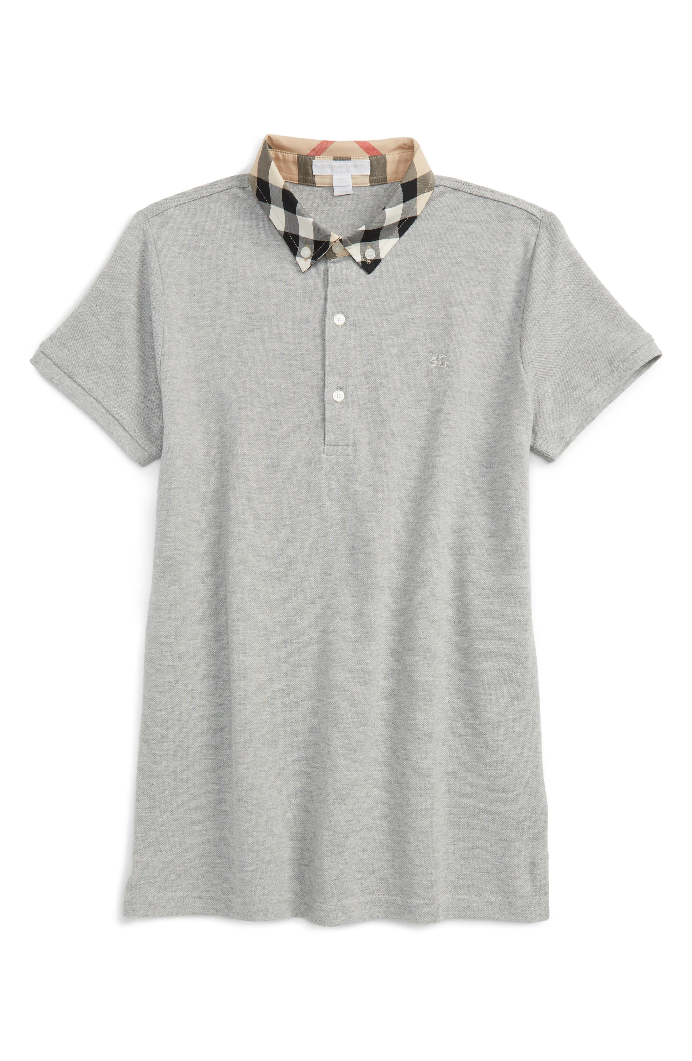 Burberry William Cotton Polo (Little Boys & Big Boys)