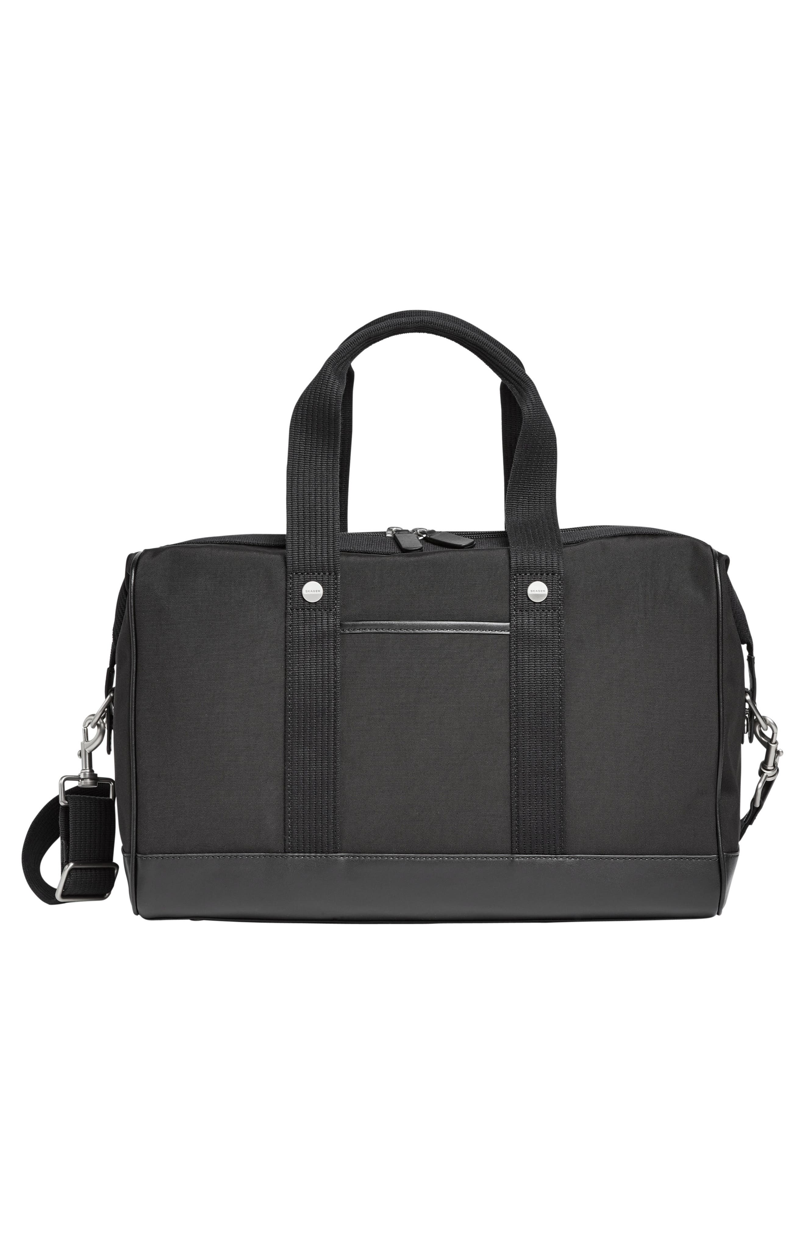 Krinsen Duffel Bag,                             Alternate thumbnail 2, color,                             Black