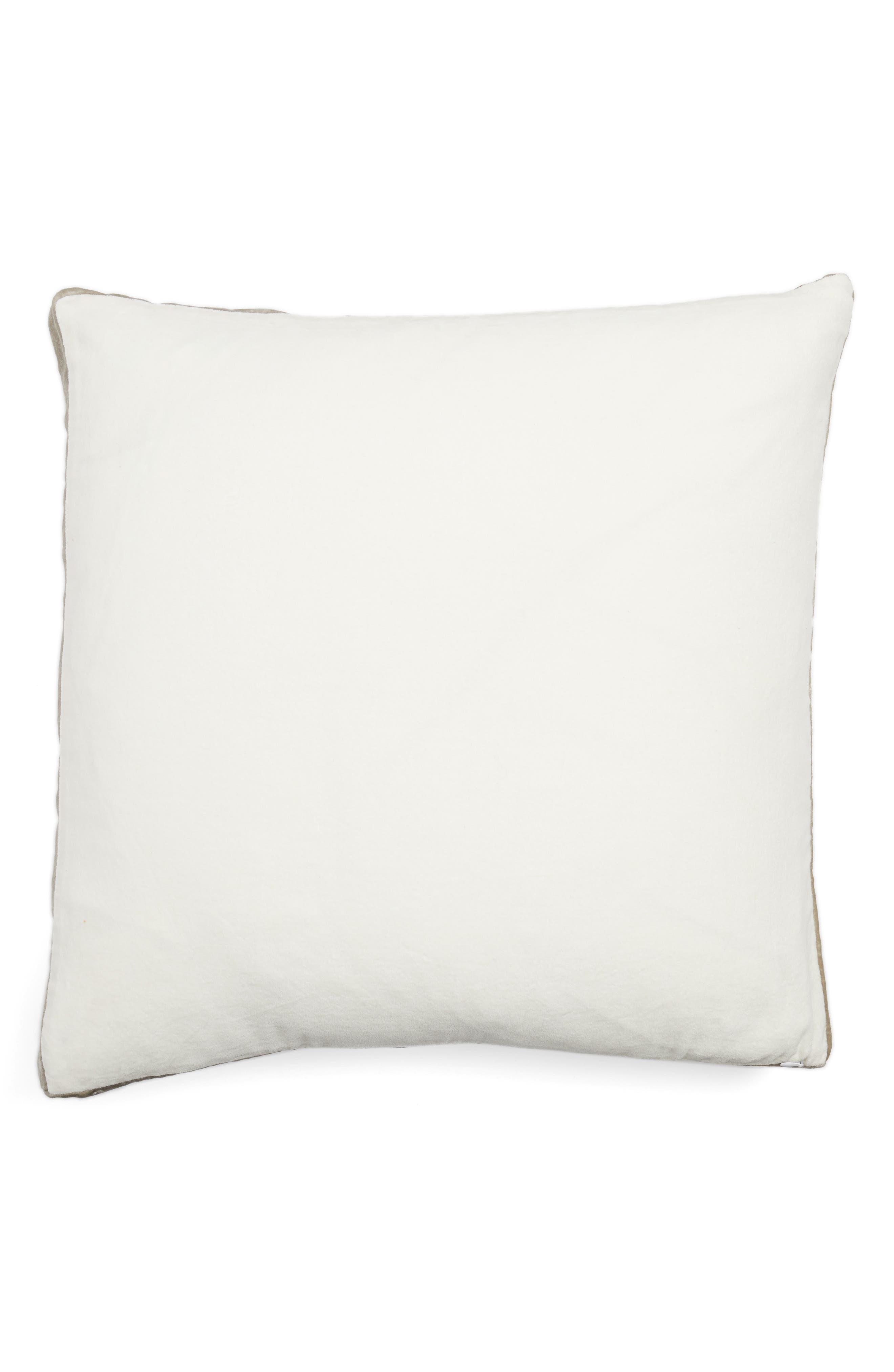 Nordstrom at Home Velvet Accent Pillow