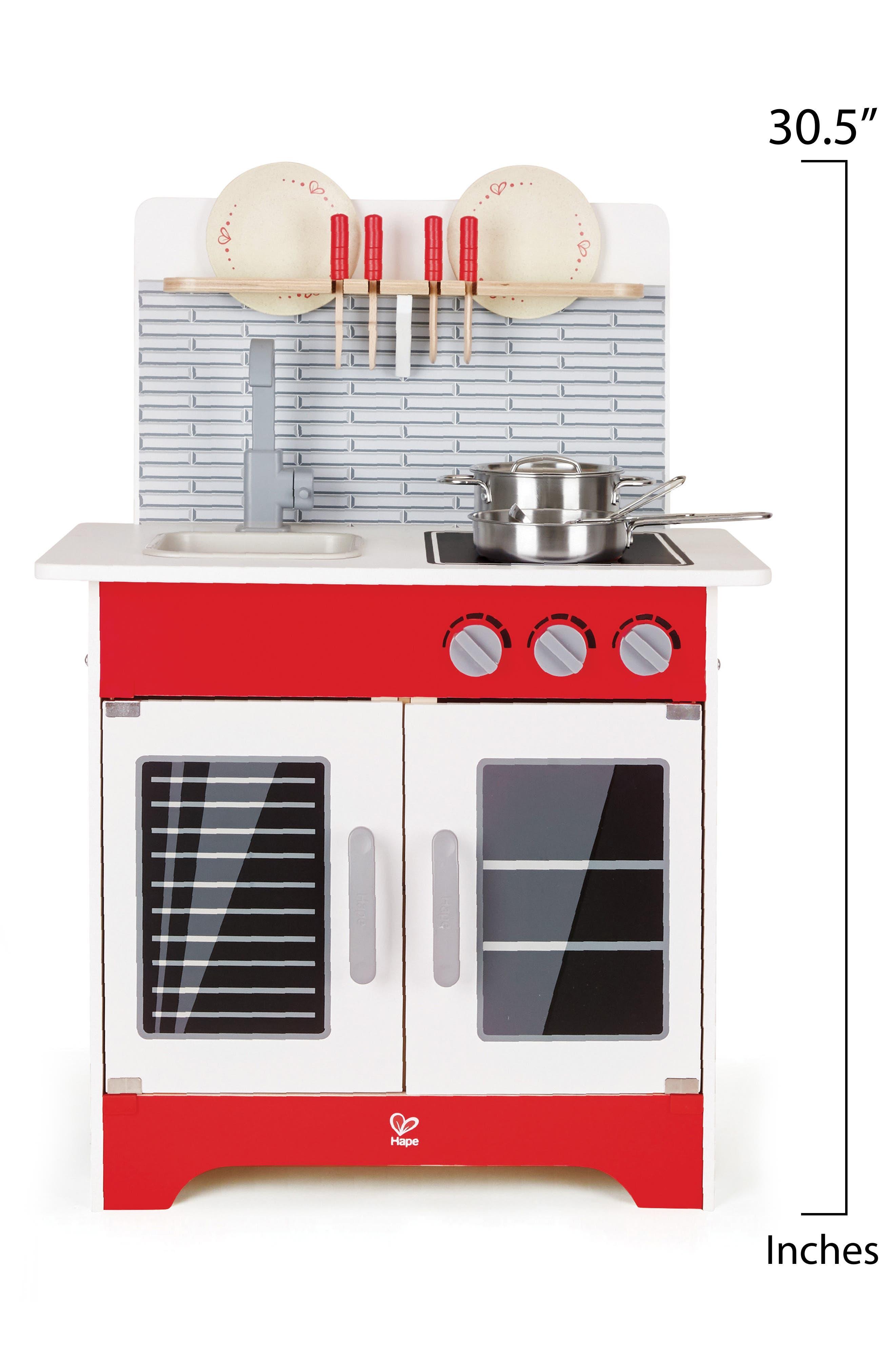 Alternate Image 4  - Hape City Cafe Play Kitchen