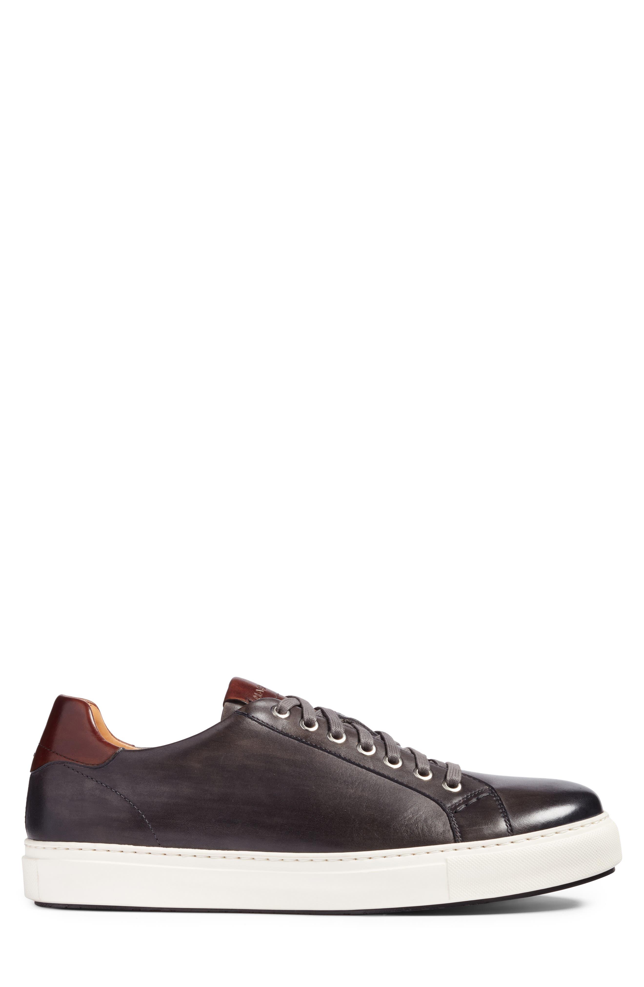 Alternate Image 3  - Magnanni Falco Lo Sneaker (Men)