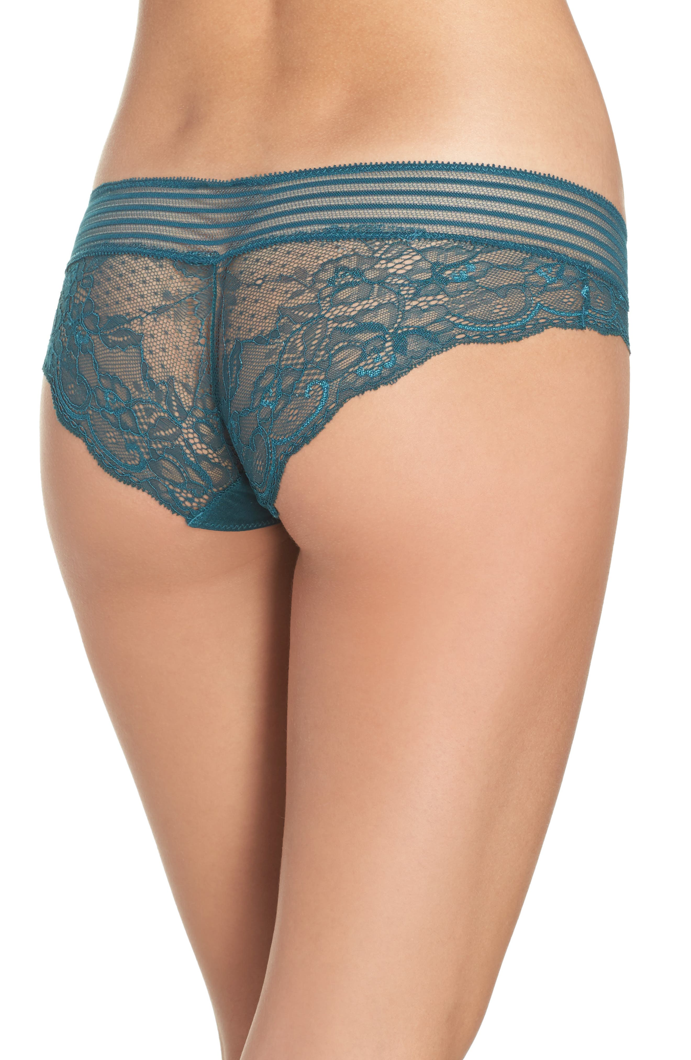 Alternate Image 2  - Sam Edelman Lace Hipster Panties (3 for $33)