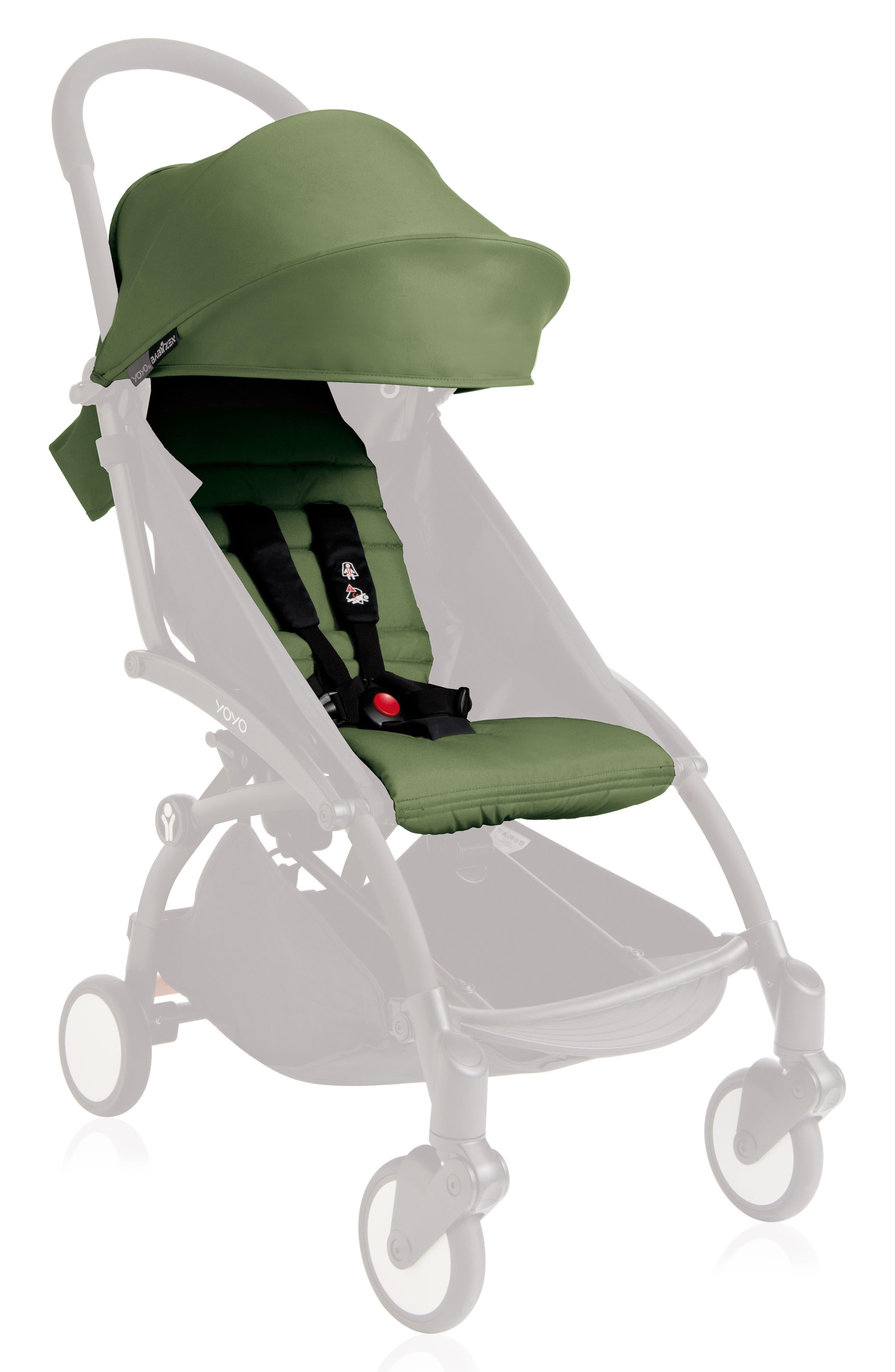 BABYZEN YOYO+ Color Pack Seat/Fabric Set for BABYZEN YOYO+ Stroller Frame