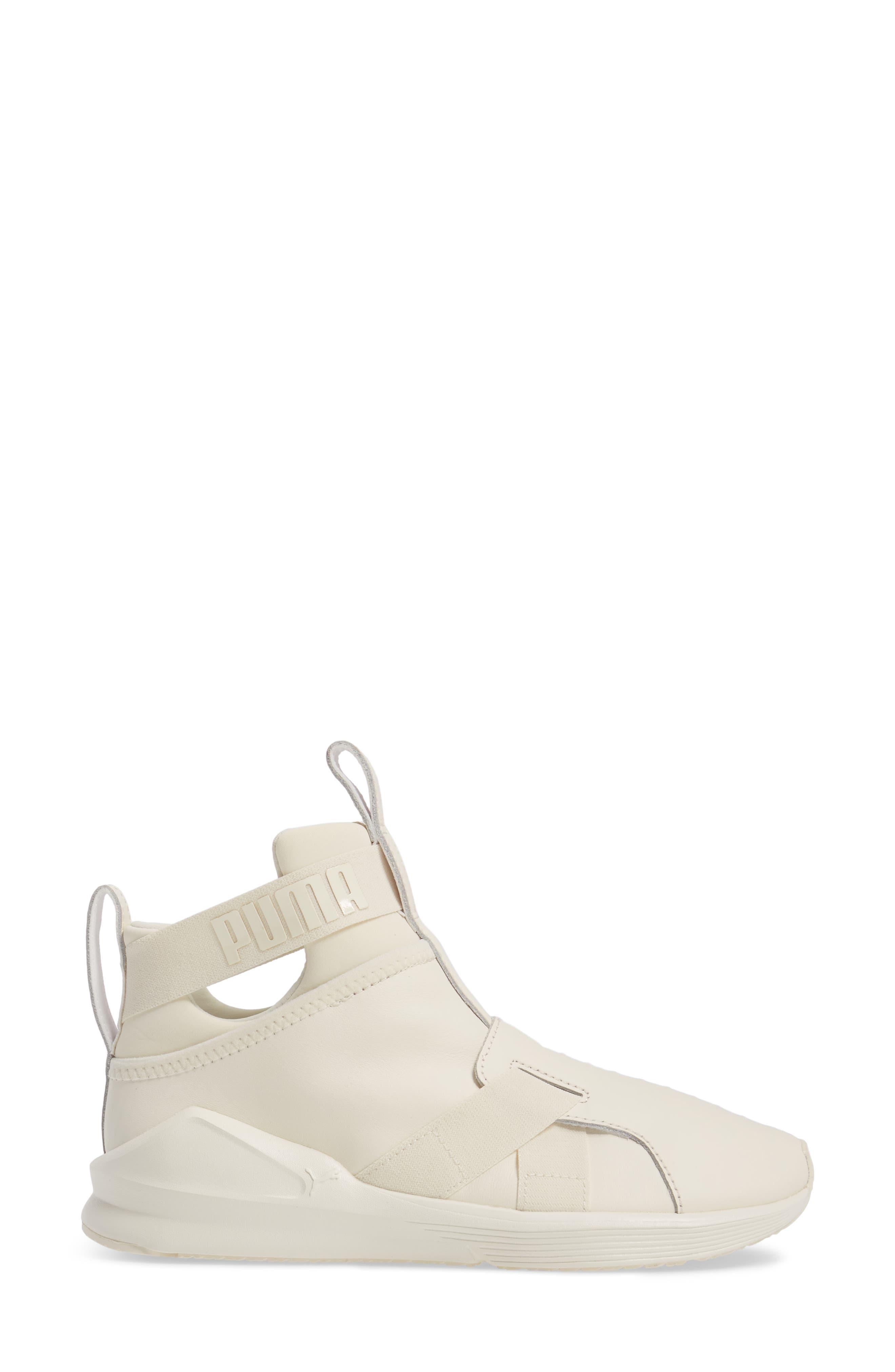 Alternate Image 3  - PUMA Fierce Strap Training Sneaker (Women)