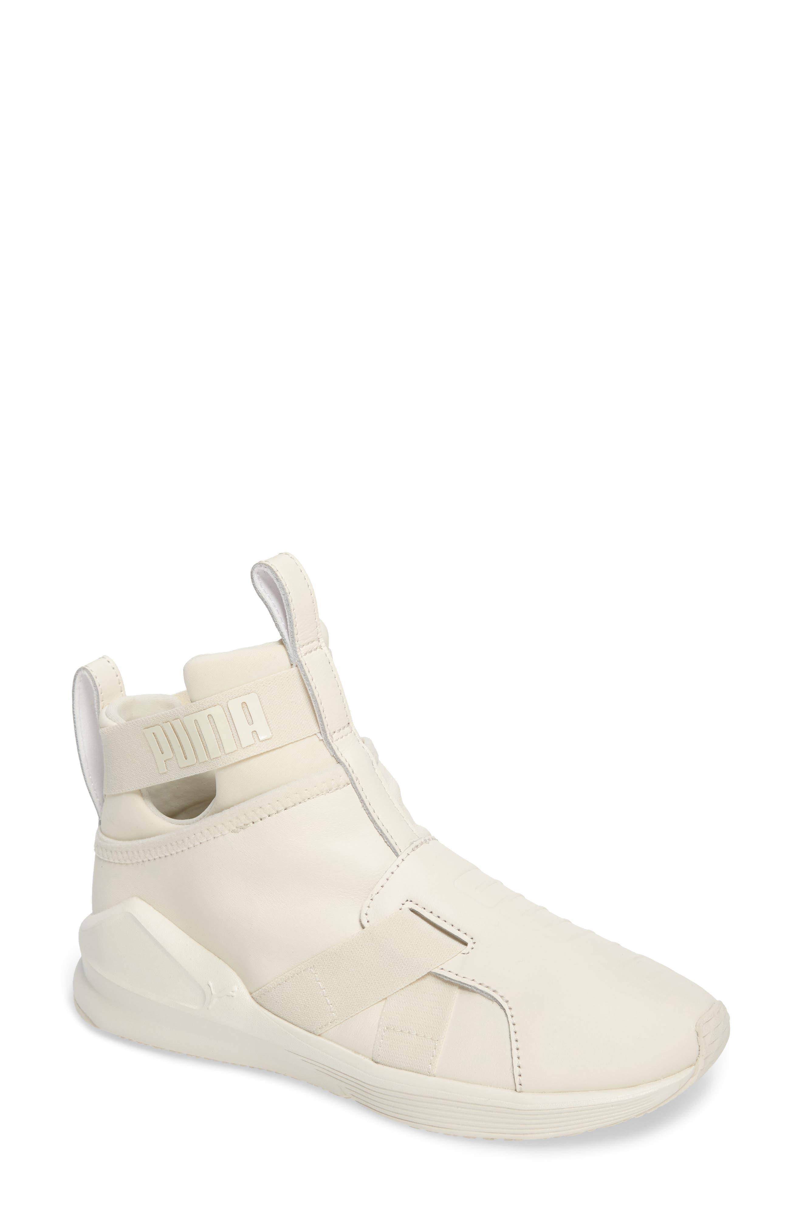 Alternate Image 1 Selected - PUMA Fierce Strap Training Sneaker (Women)