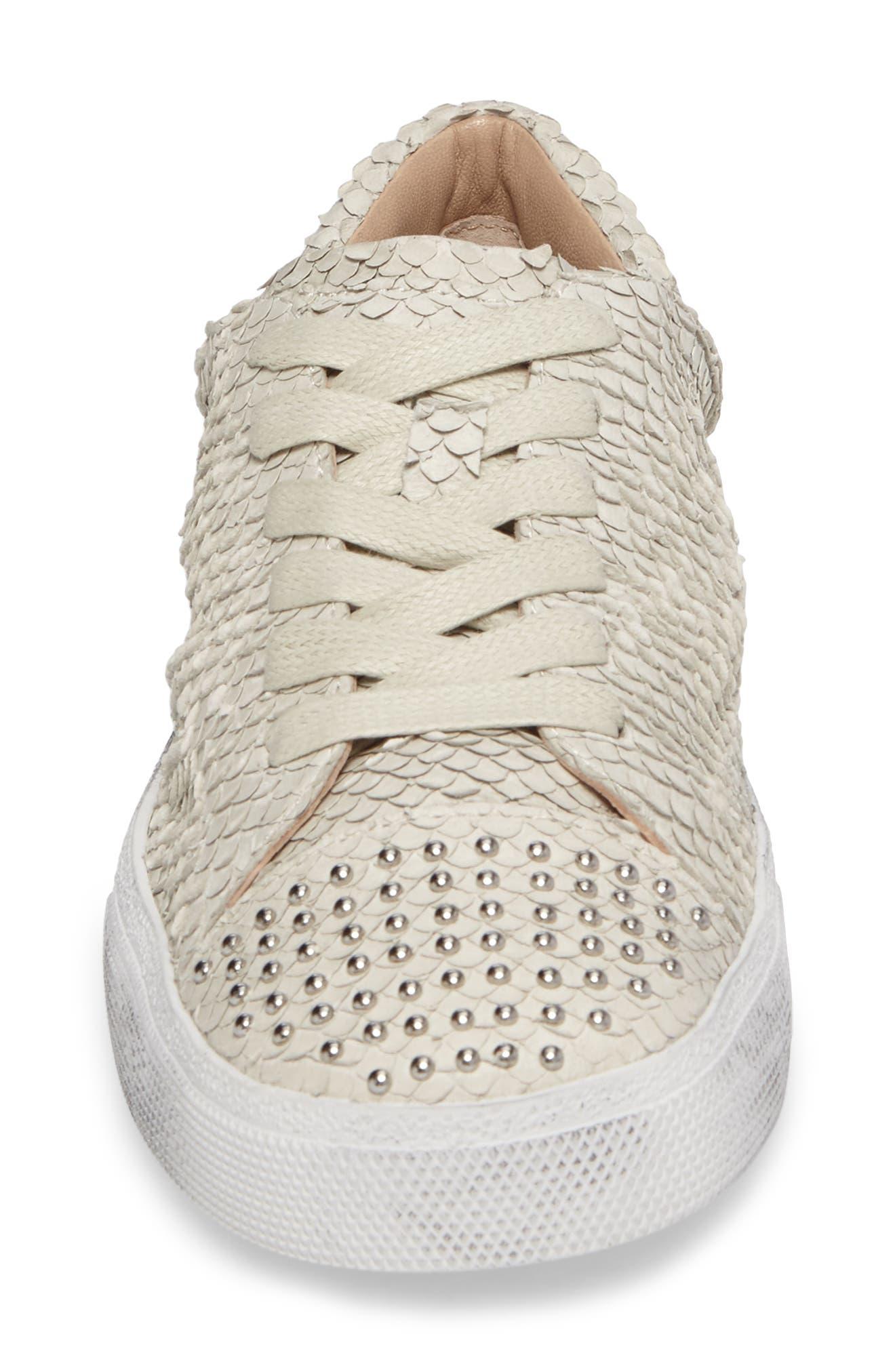 Alternate Image 4  - Mercer Edit Catcall Studded Sneaker (Women)