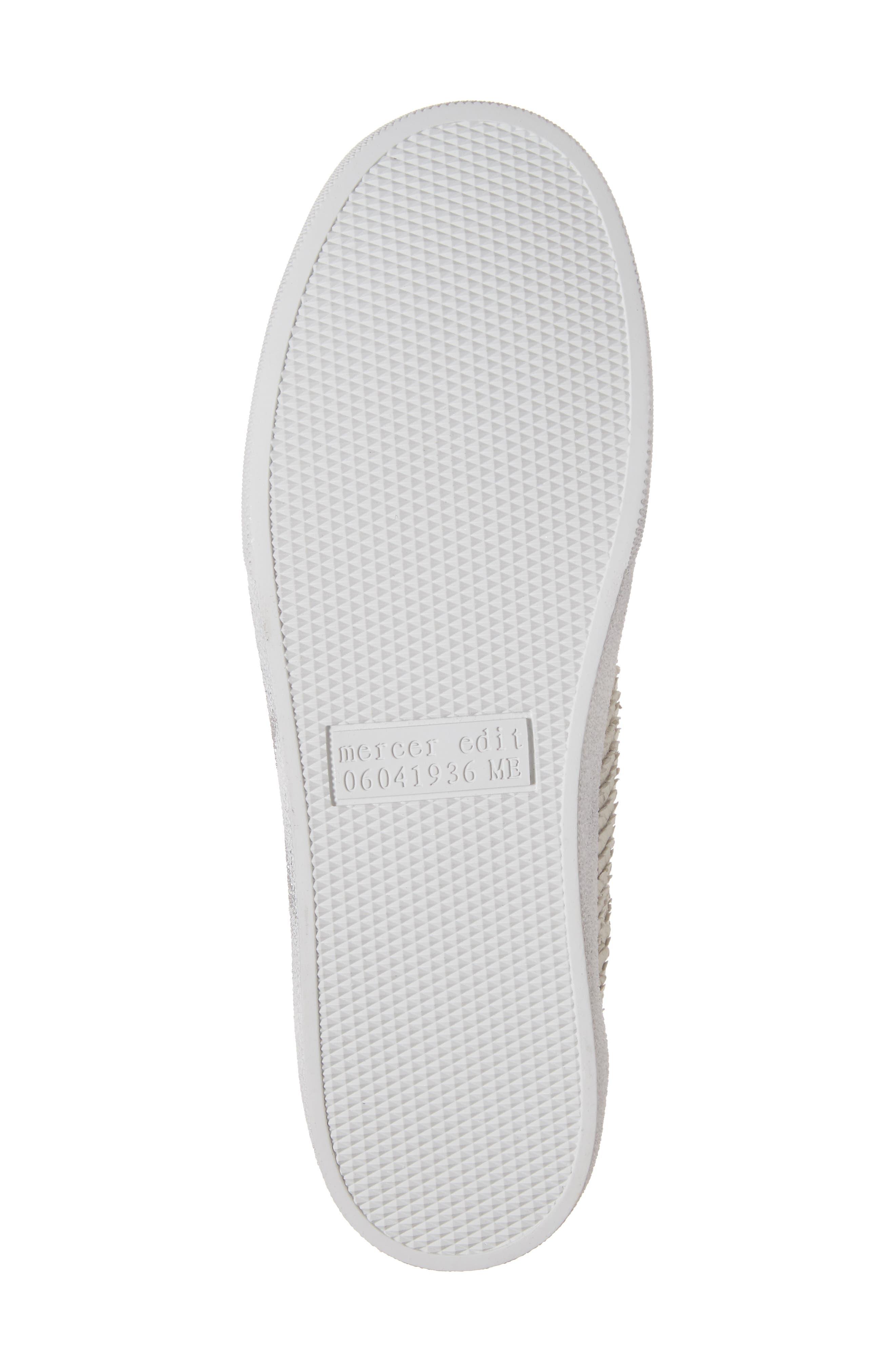 Alternate Image 6  - Mercer Edit Catcall Studded Sneaker (Women)