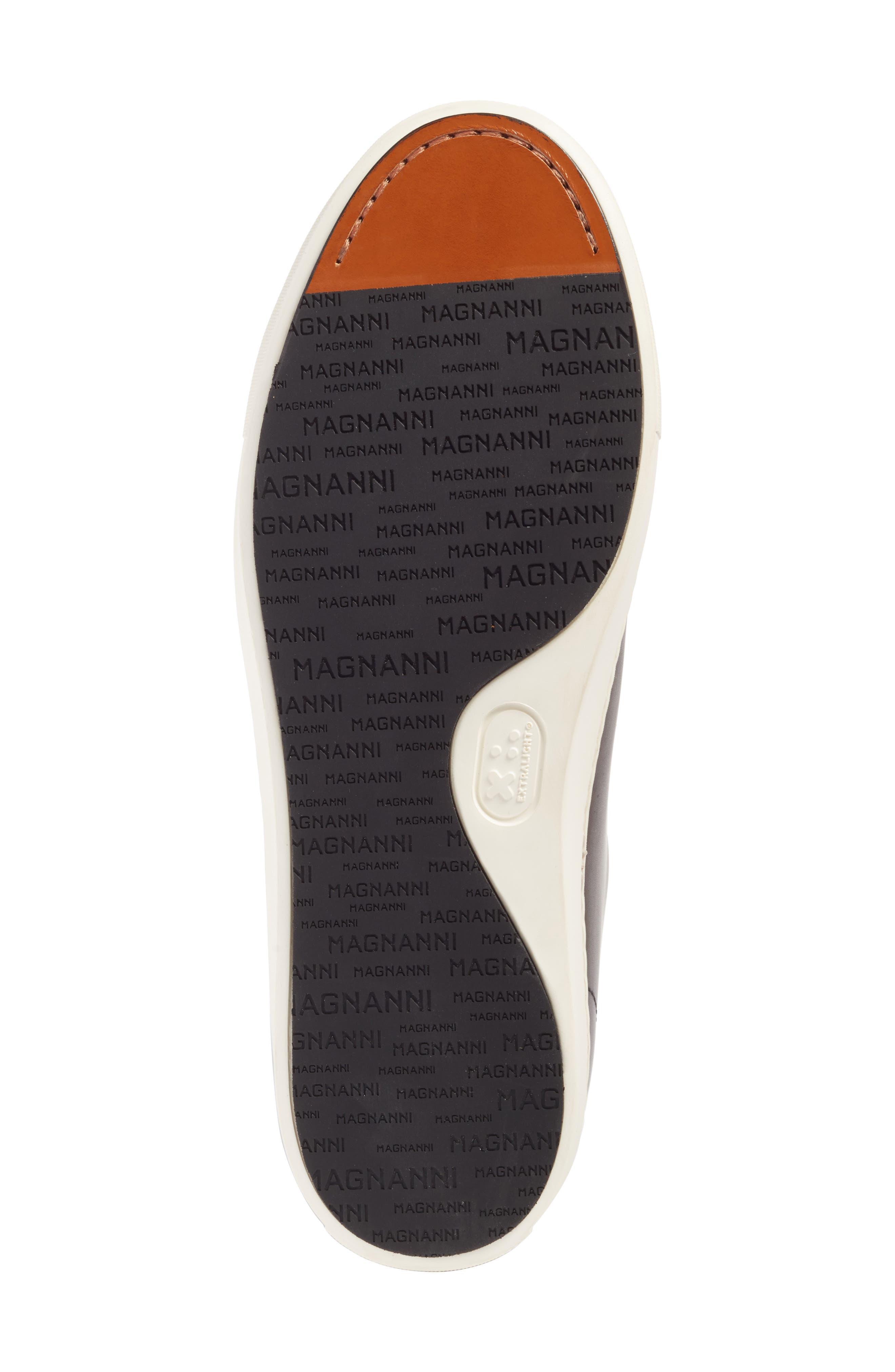 Alternate Image 6  - Magnanni Falco Lo Sneaker (Men)