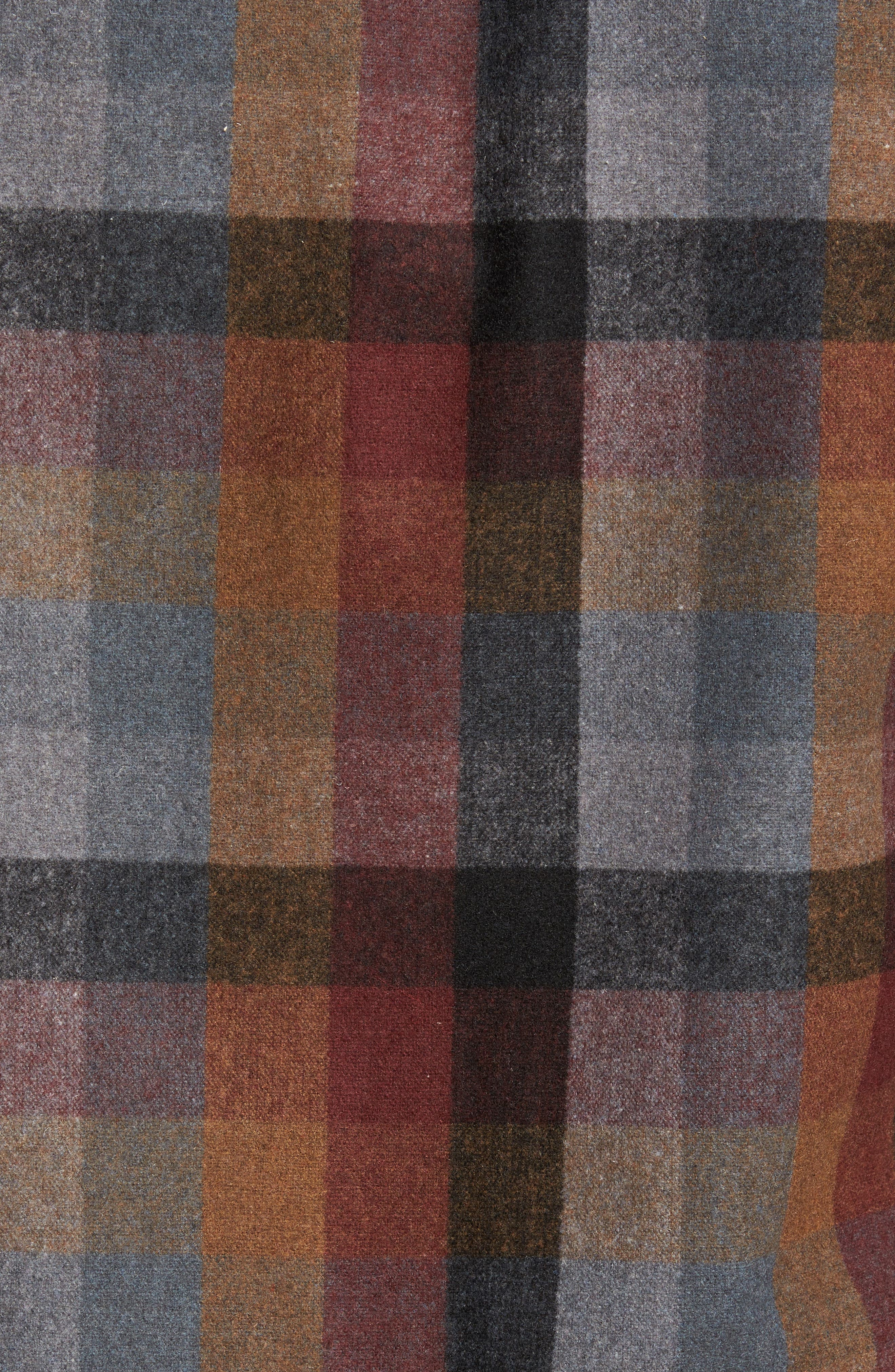 Alternate Image 5  - Jeremiah Heath Brushed Flannel Shirt