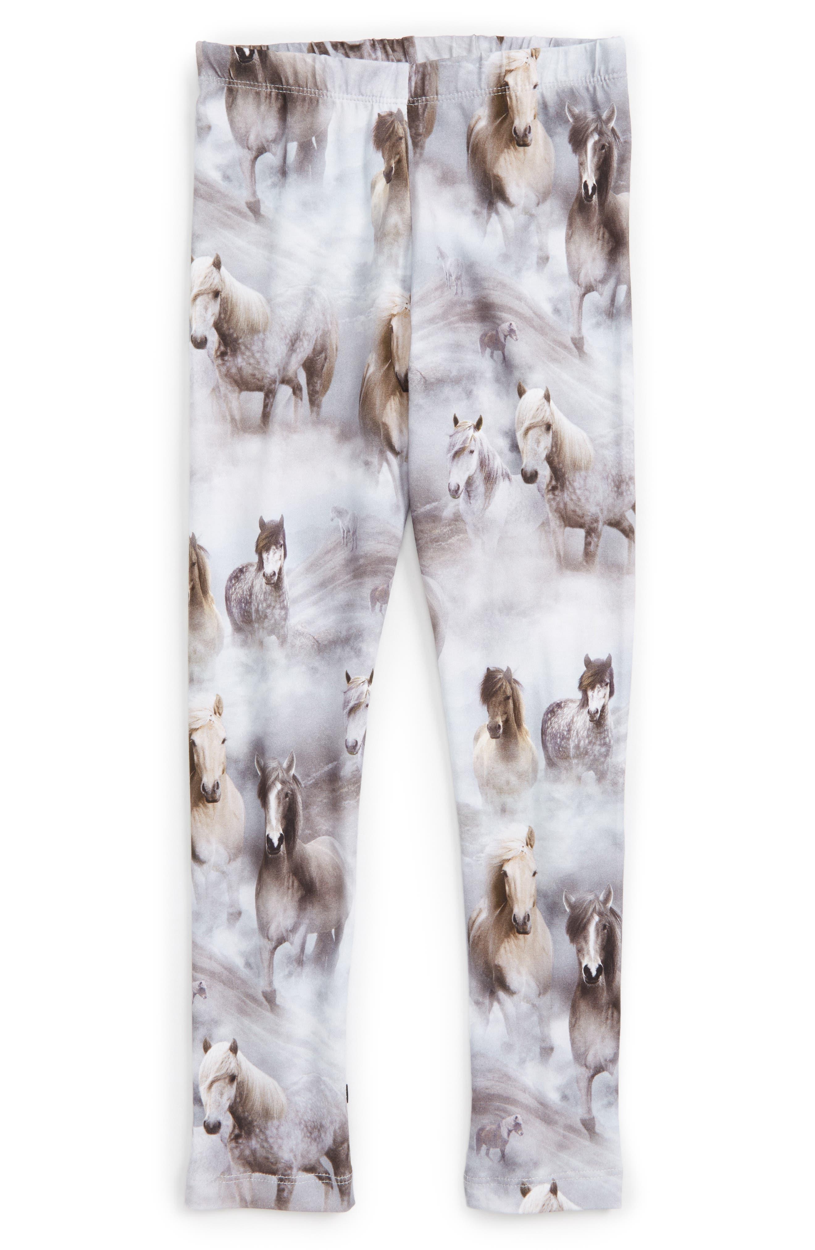 Molo Stretch Cotton Leggings (Toddler Girls, Little Girls & Big Girls)