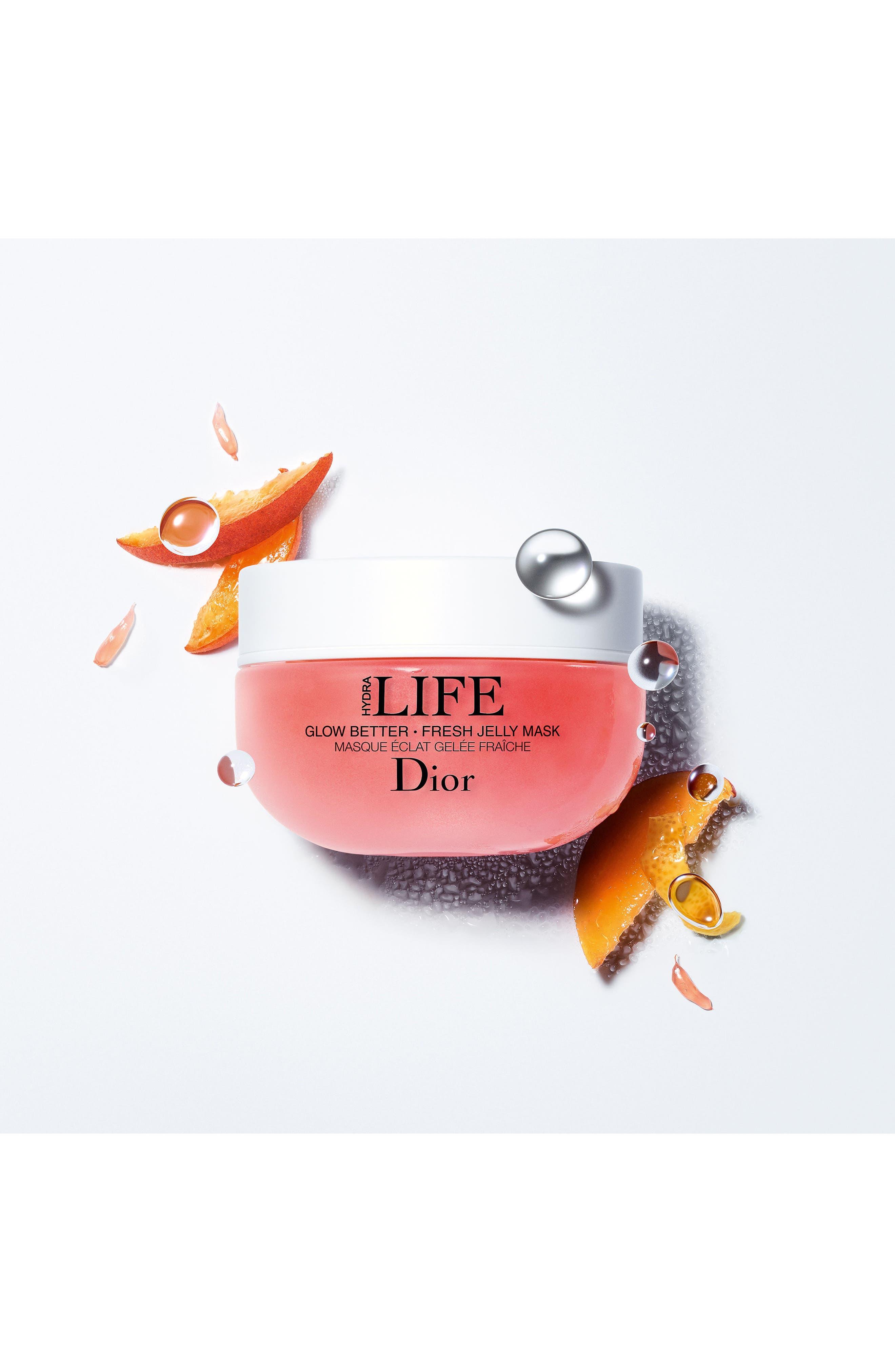 Alternate Image 2  - Dior Hydra Life Glow Better Fresh Jelly Mask