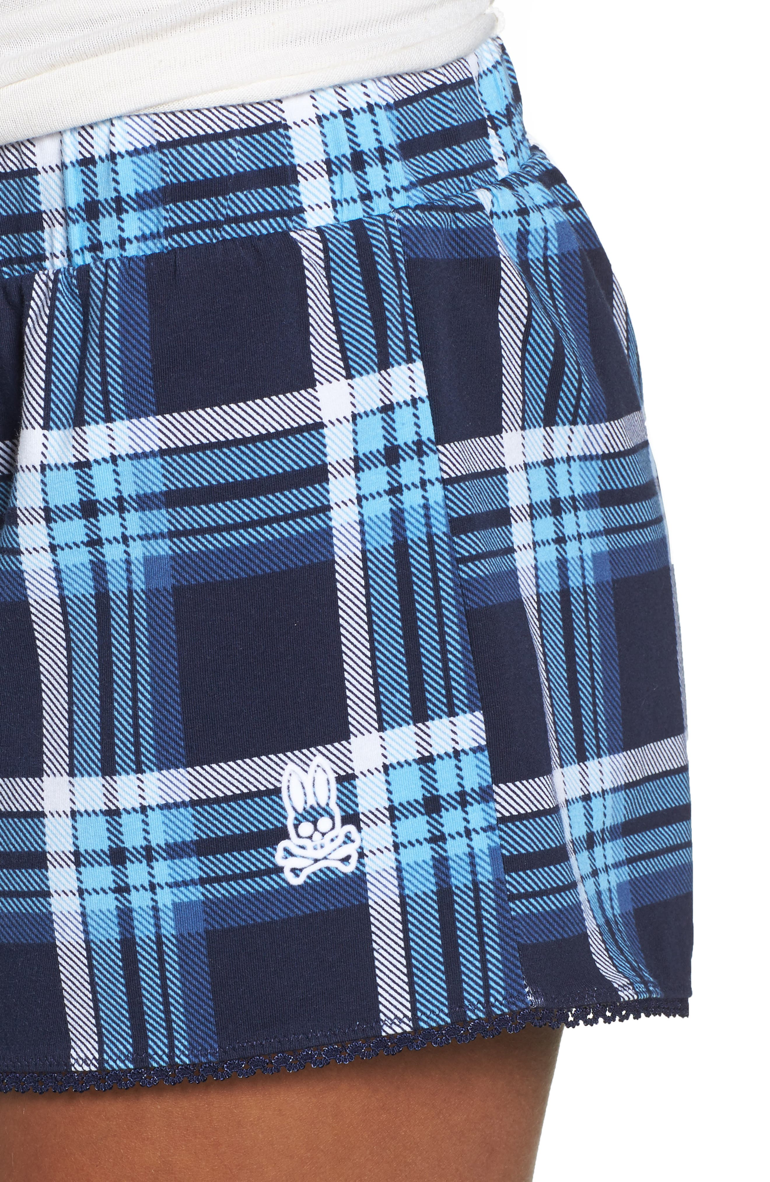 Alternate Image 6  - Psycho Bunny Pajama Shorts