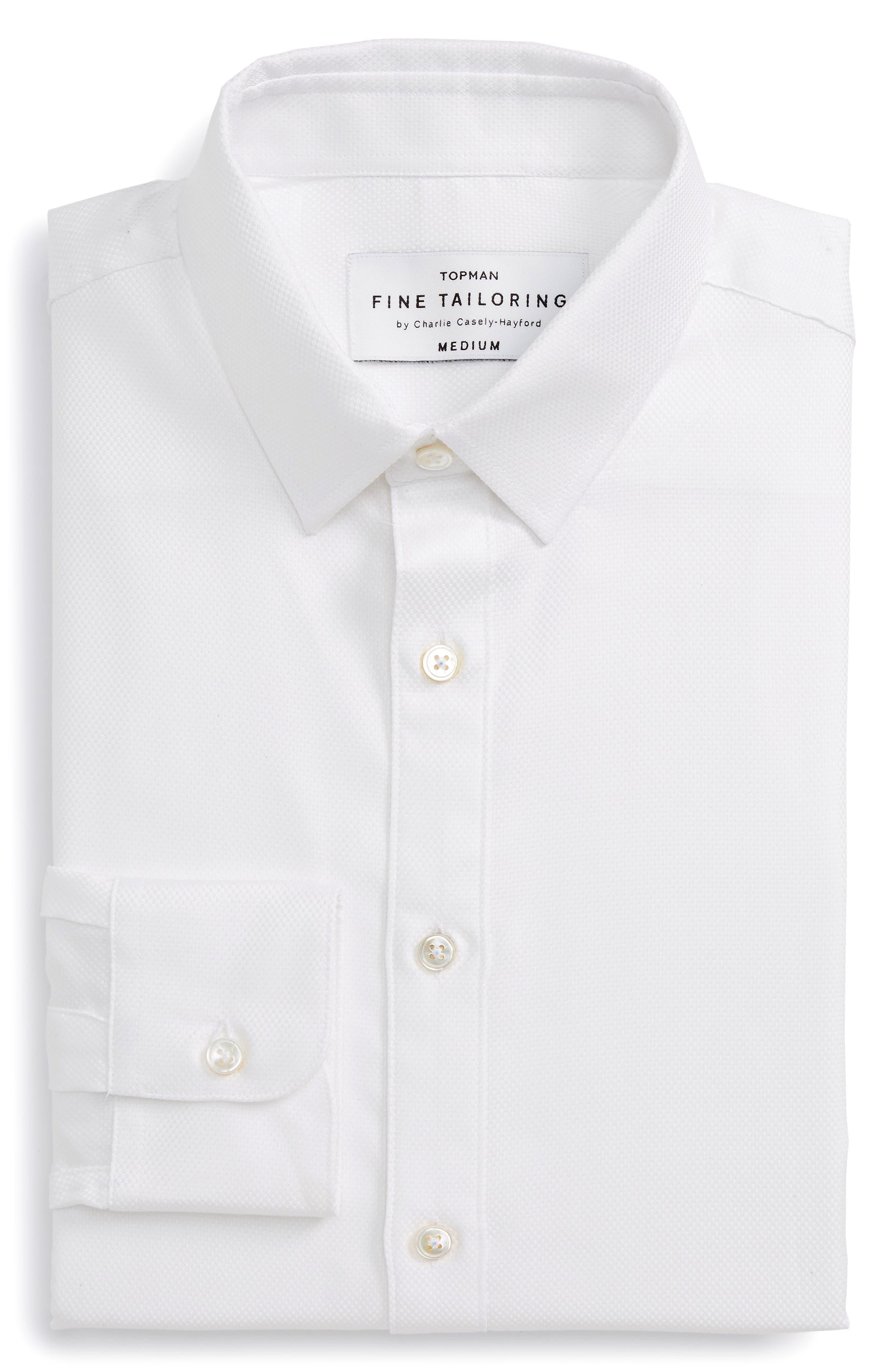Charlie Casely-Hayford x Topman Skinny Fit Dress Shirt