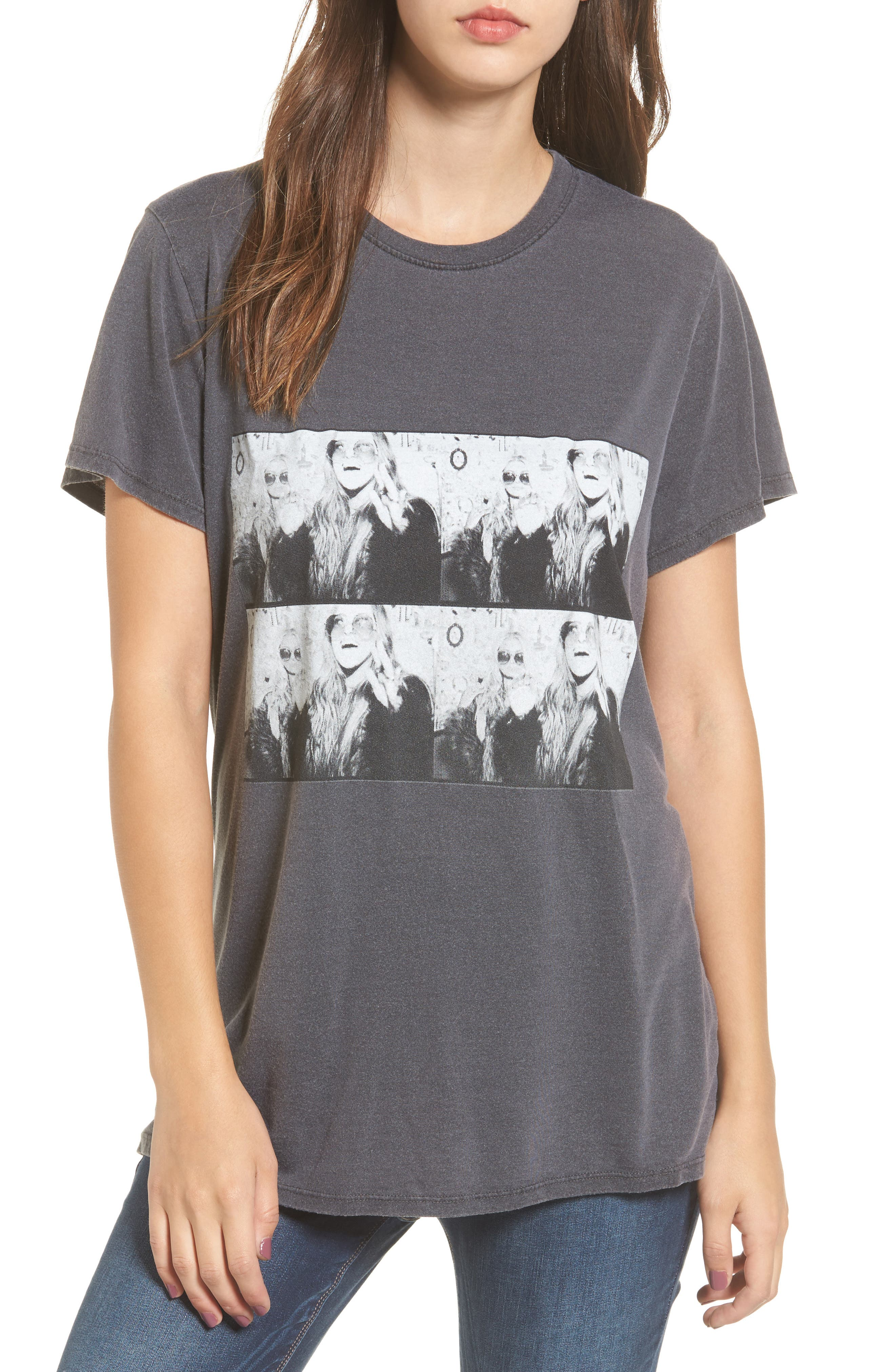 Alternate Image 1 Selected - Show Me Your Mumu Oliver Graphic Tee
