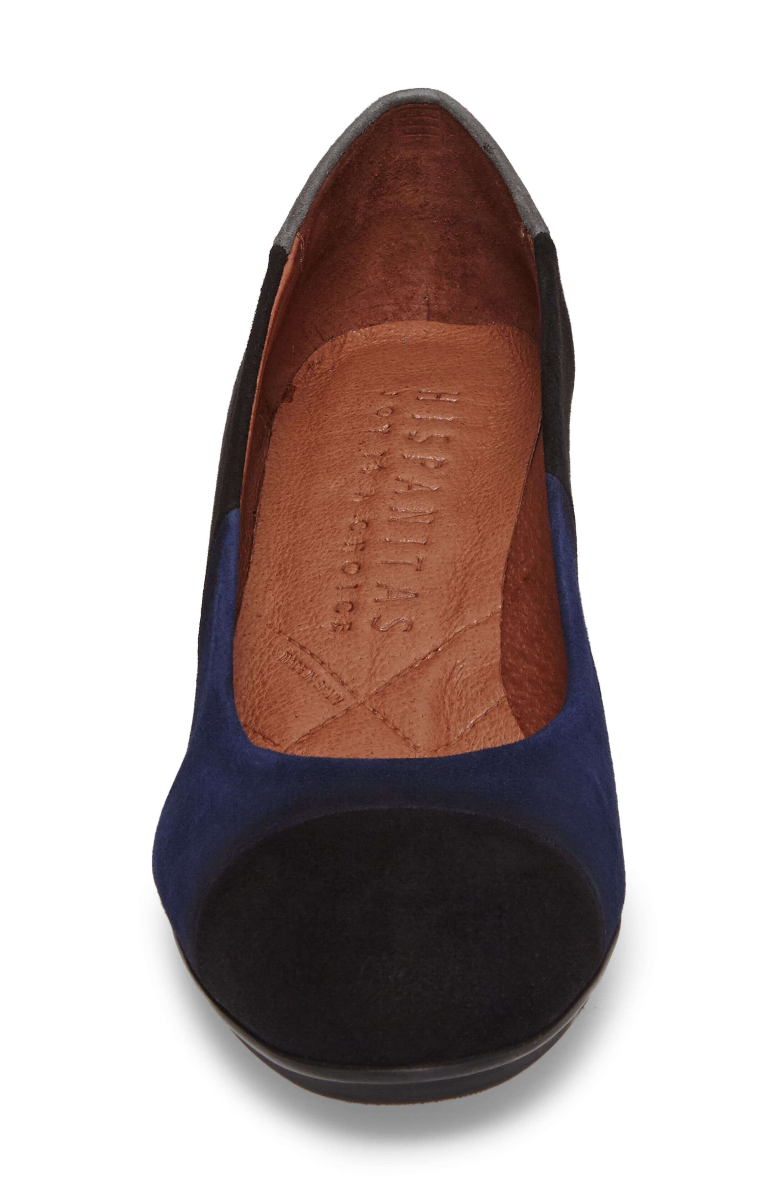Alternate Image 4  - Hispanitas Sandy Colorblock Pump (Women)