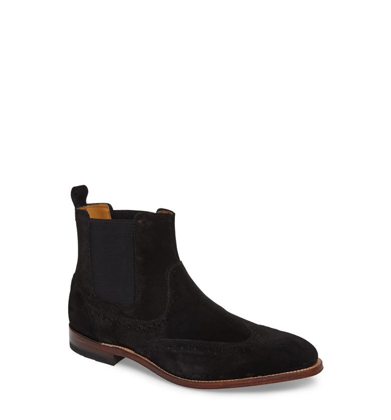 Madison II Wingtip Chelsea Boot