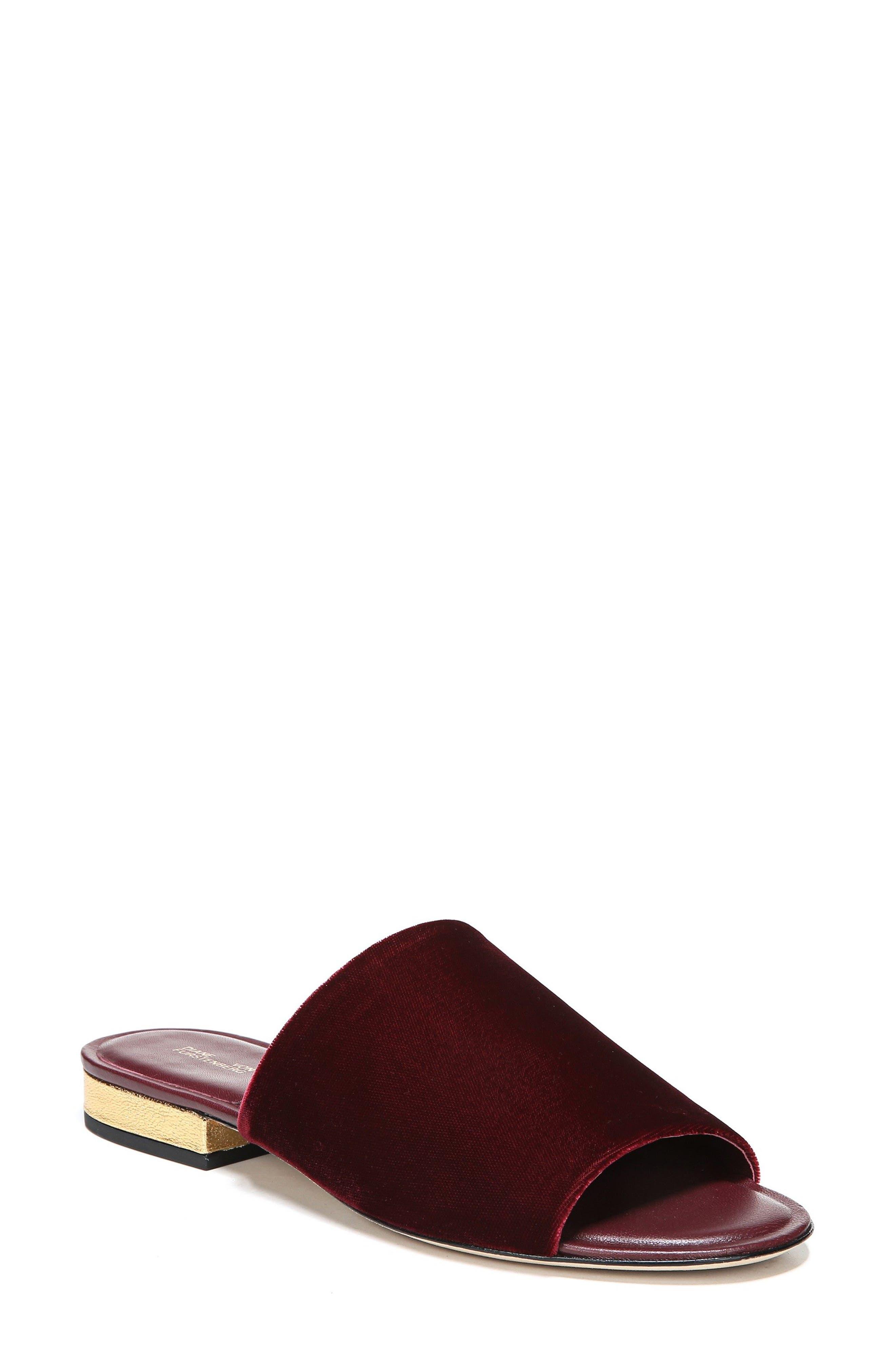 Diane von Furstenberg Samassi 1 Slide Sandal (Women)