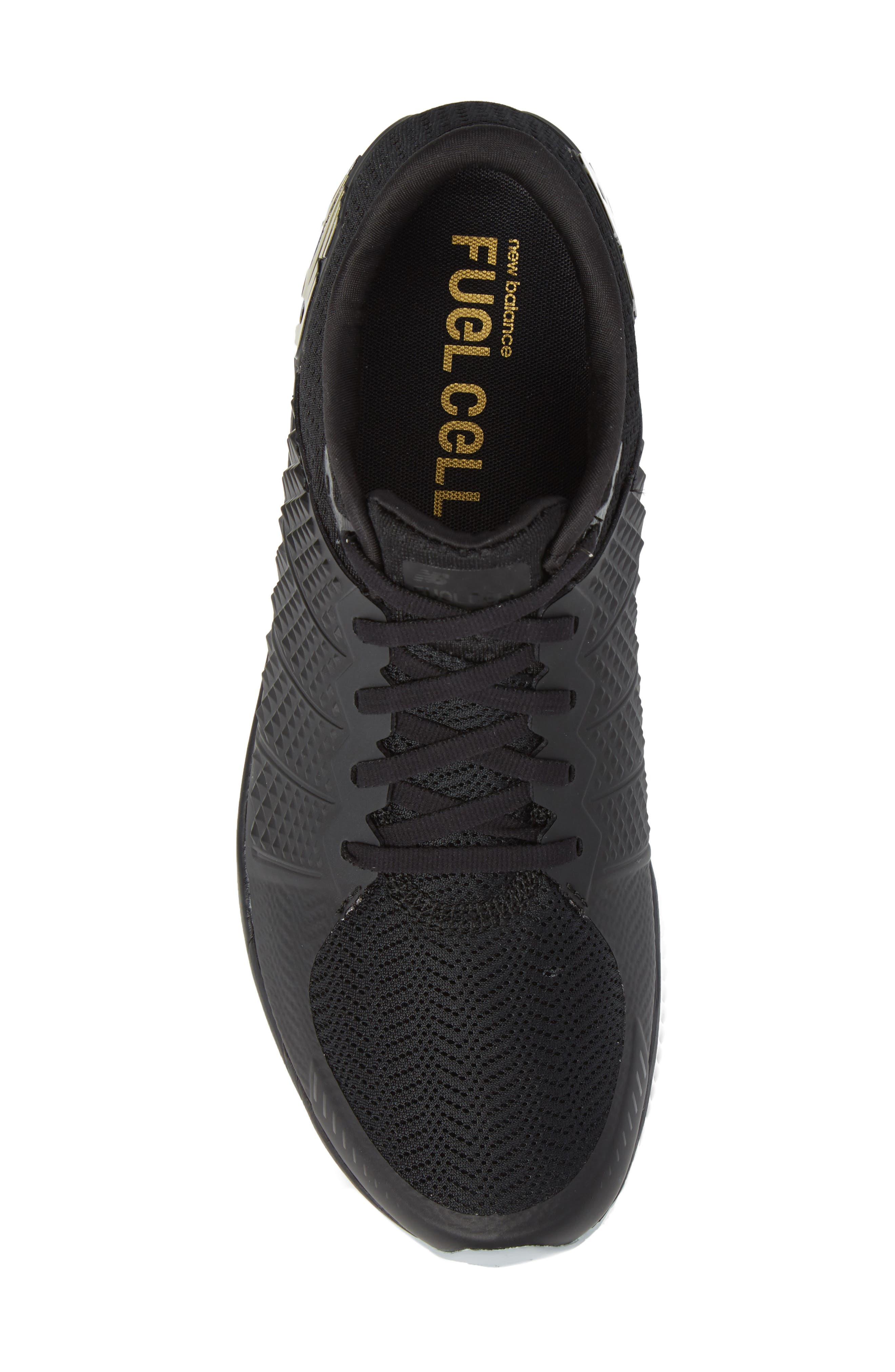 Vazee Fuel Cell Running Shoe,                             Alternate thumbnail 5, color,                             Black