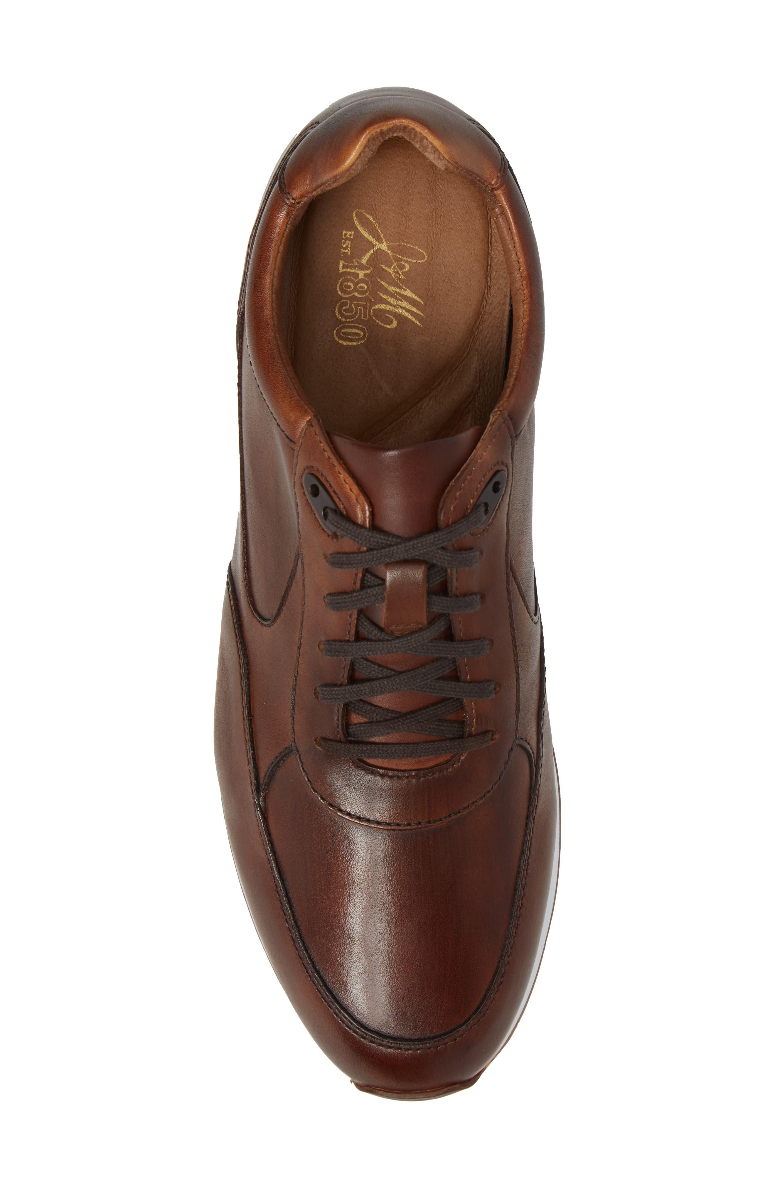 Alternate Image 5  - J&M 1850 Malek Sneaker (Men)