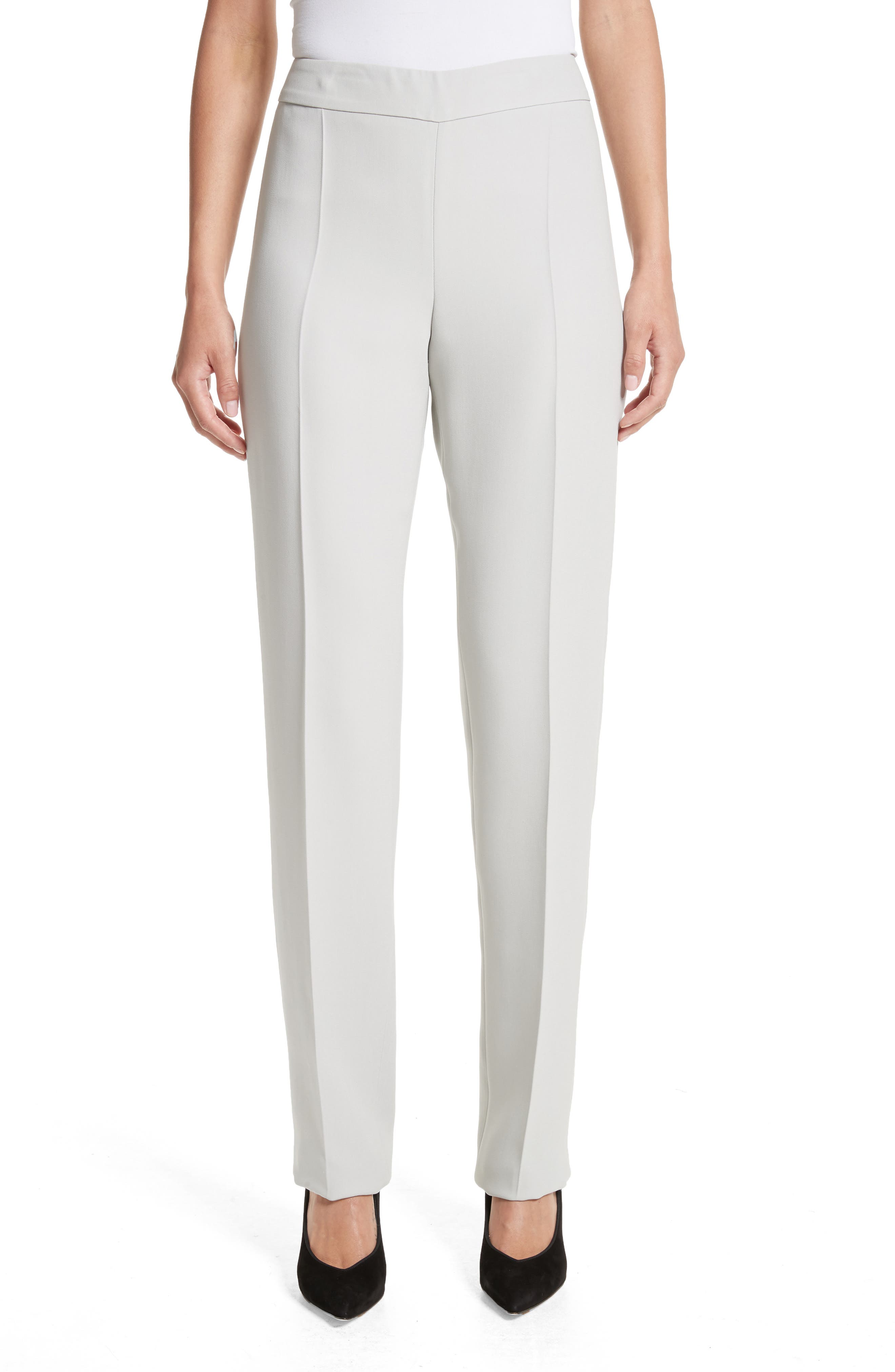 Alternate Image 1 Selected - Armani Collezioni Cady Pants