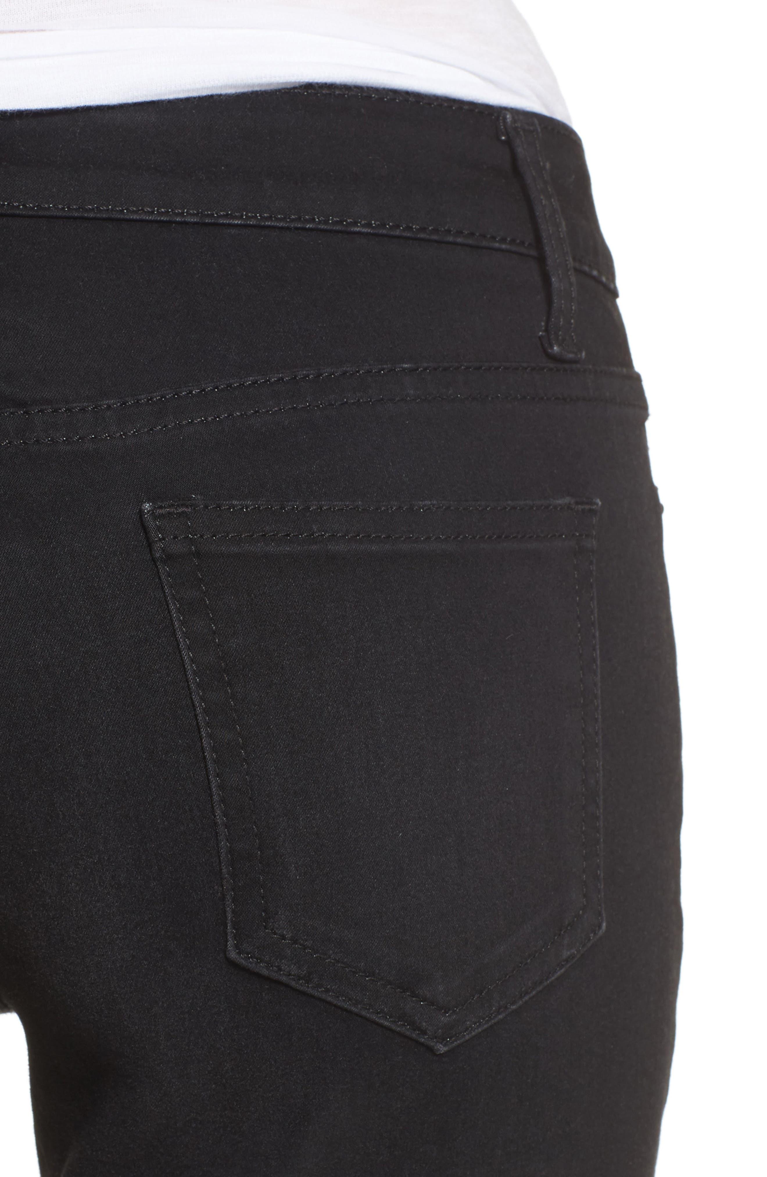 Alternate Image 4  - KUT from the Kloth Mia Curvy Fit Skinny Jeans (Regular & Petite)